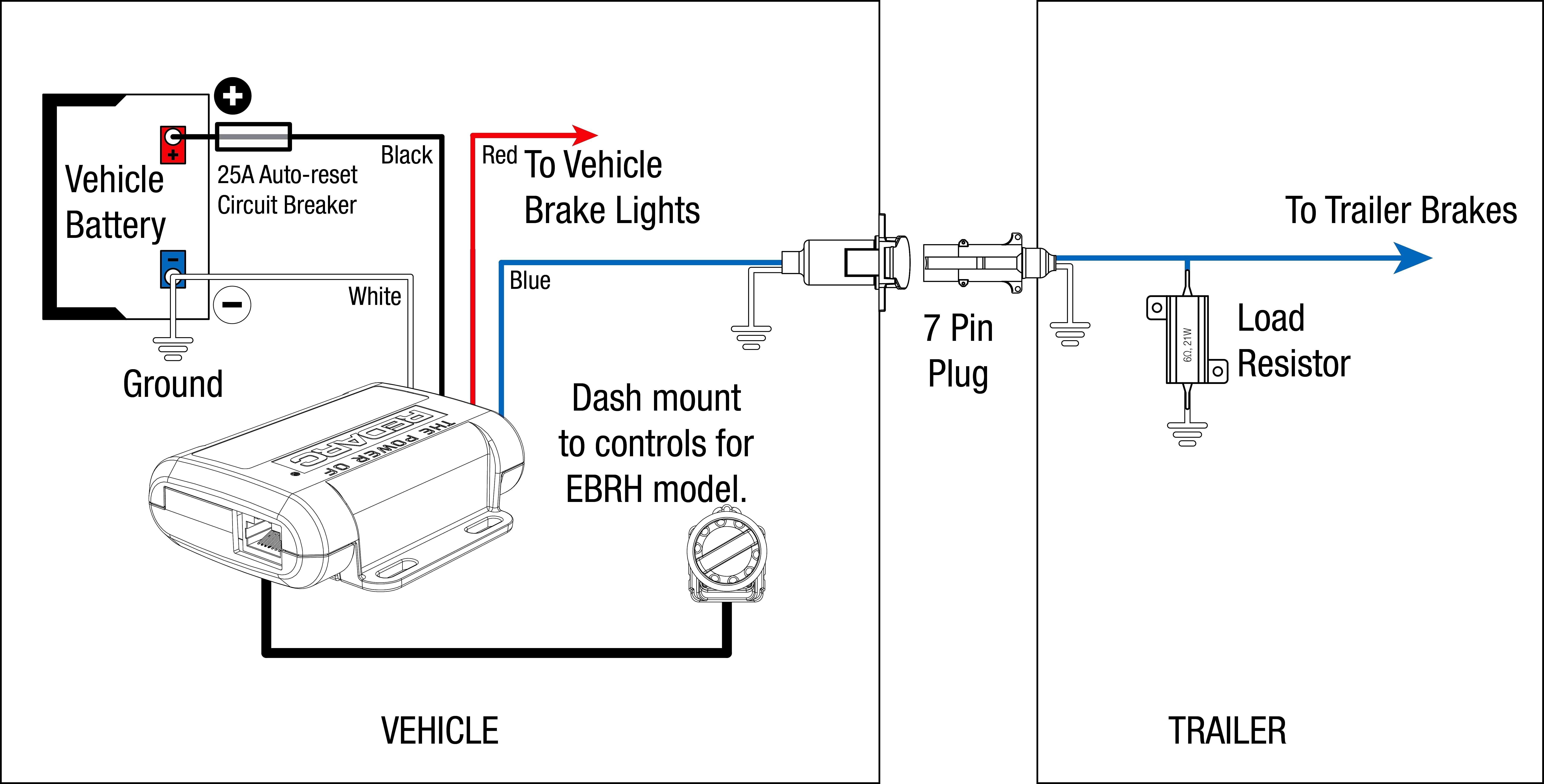 Tekonsha Voyager Brake Controller Wiring Diagram Tekonsha Wiring Diagram Trailer Brake Controller In Caravan Fair Of Tekonsha Voyager Brake Controller Wiring Diagram