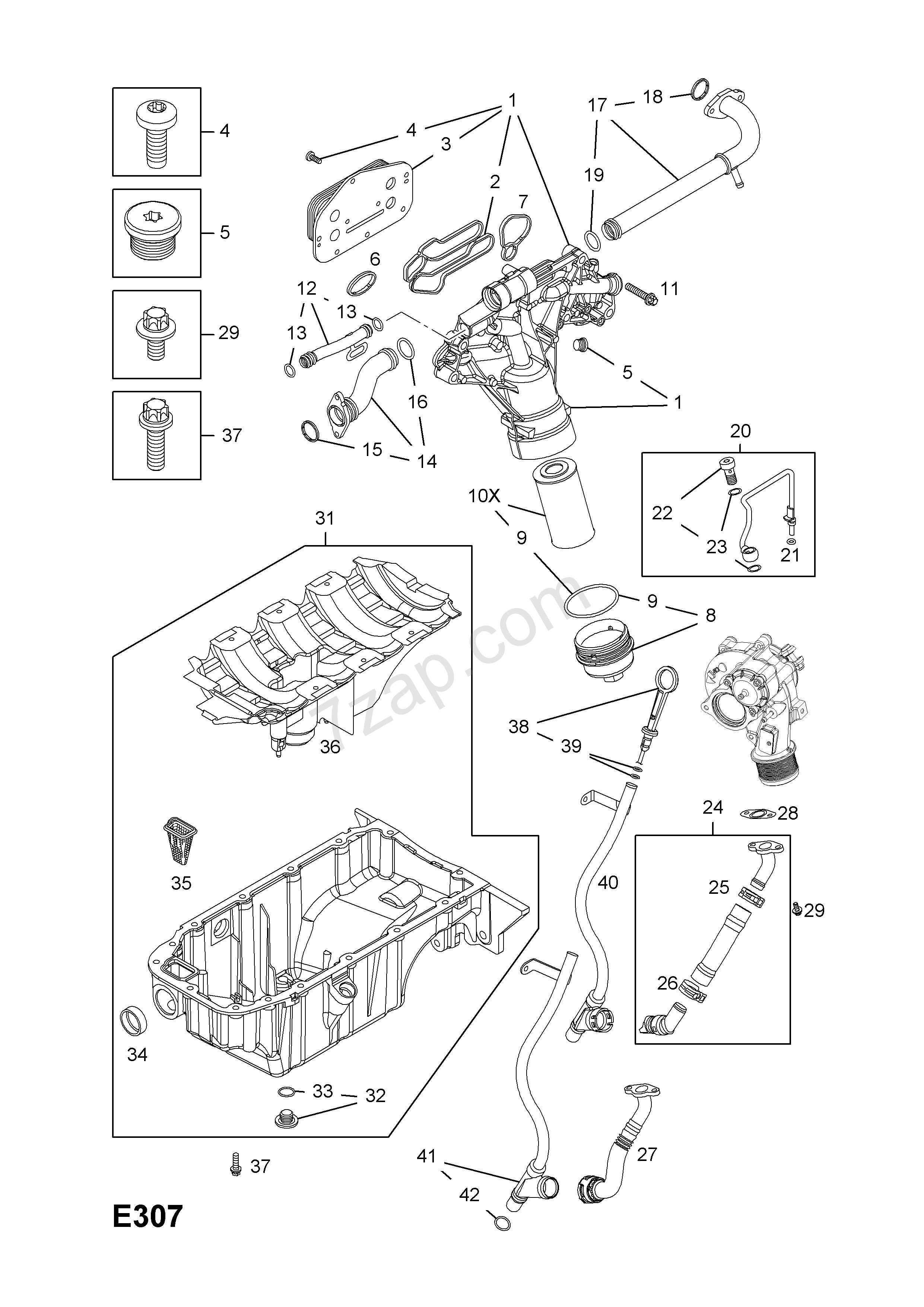 Vauxhall Corsa Engine Diagram My Wiring Diagrams Oil Level Sensor Please Refer To Group P And Cooling