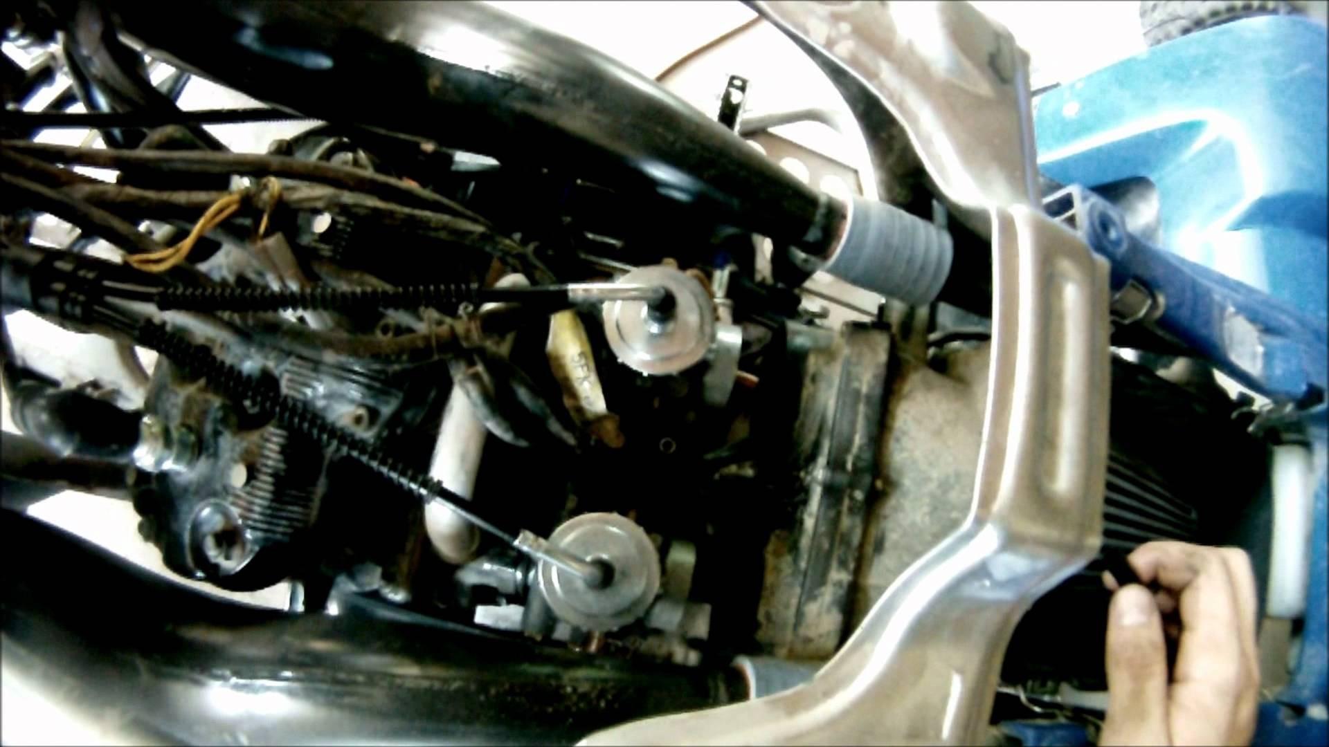 yamaha banshee engine diagram yamaha banshee tors eliminator install part2