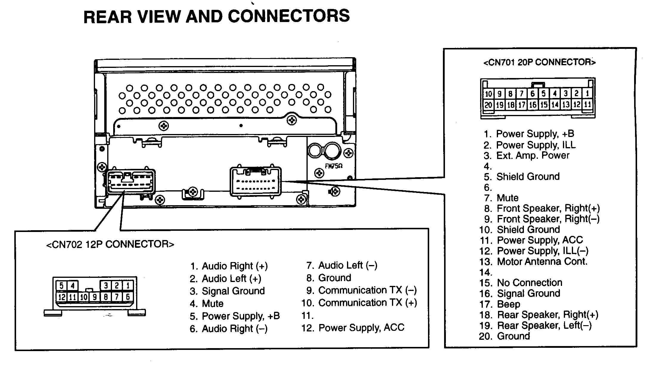 1992 toyota Paseo Engine Diagram 1996 toyota Avalon Stereo Wiring Diagram Experts Wiring Diagram • Of 1992 toyota Paseo Engine Diagram