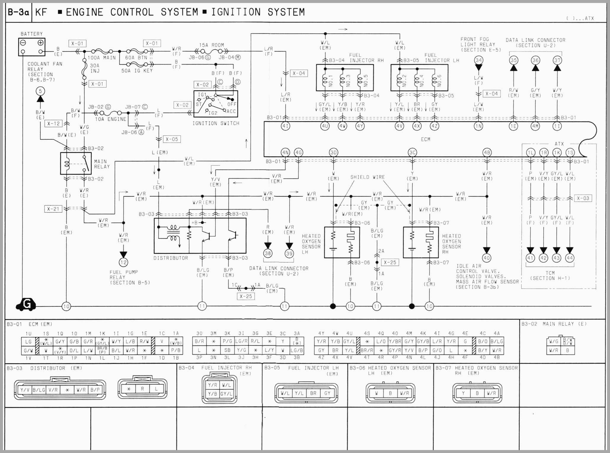 1995 Mazda 626 Engine Diagram My Wiring DIagram
