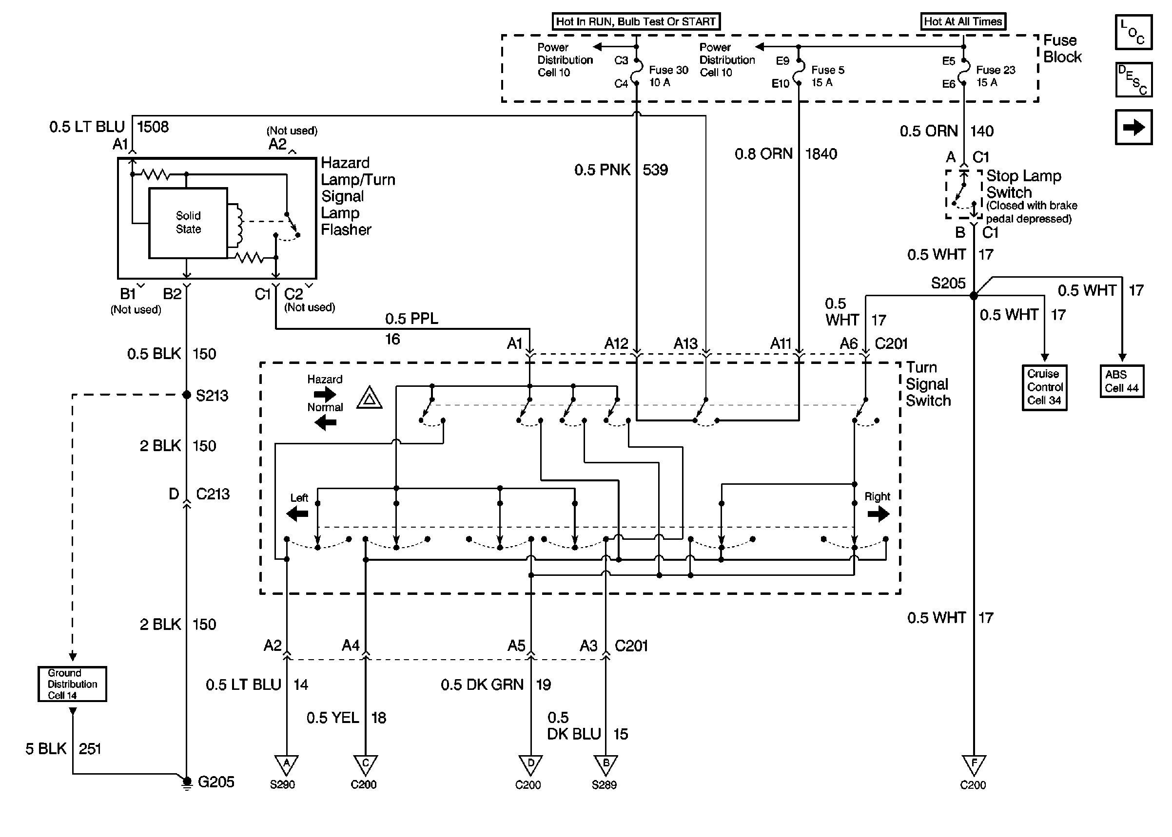 1997 chevy silverado tail light wiring diagram