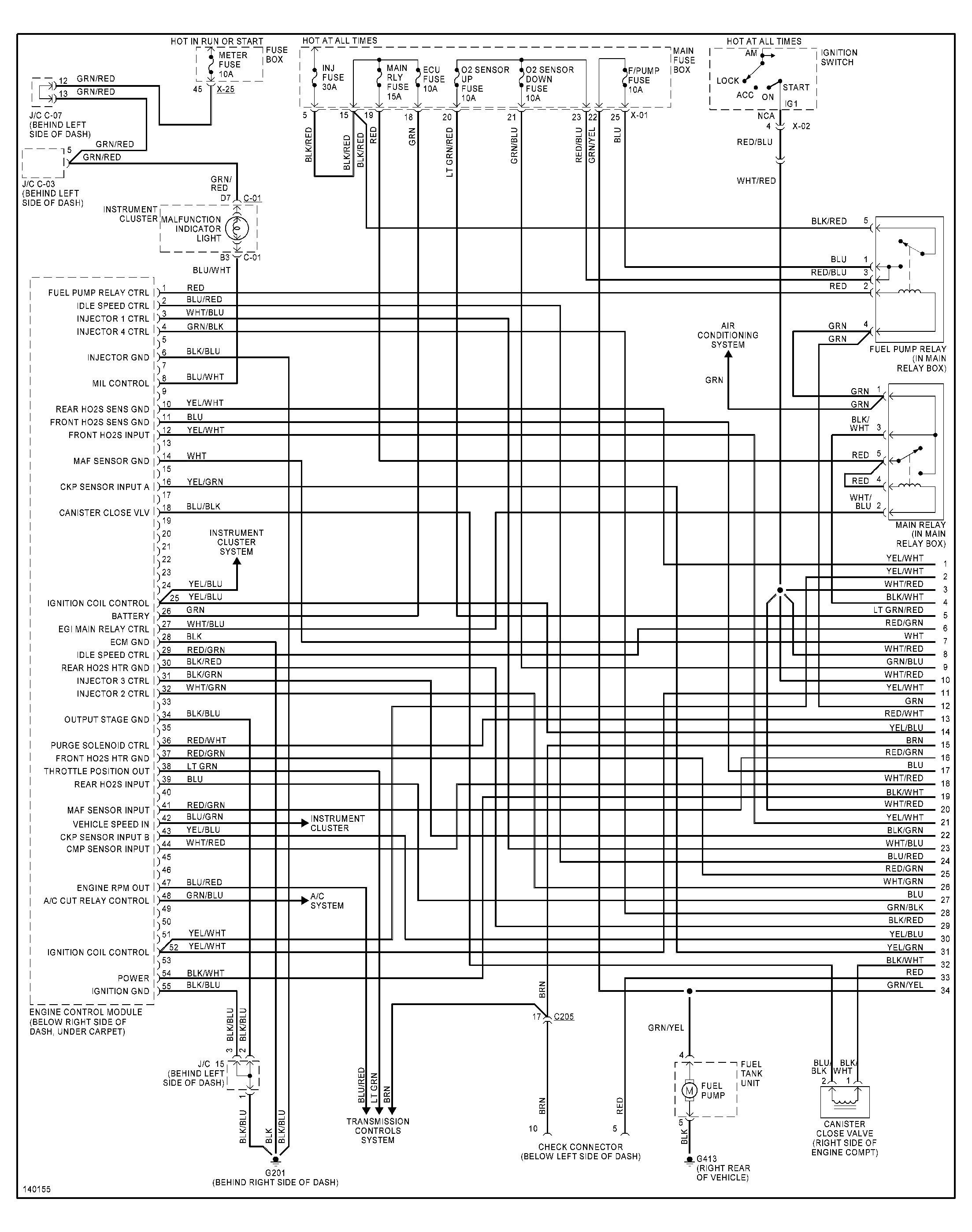 1999 kia sephia engine diagram 1998 nissan maxima radio