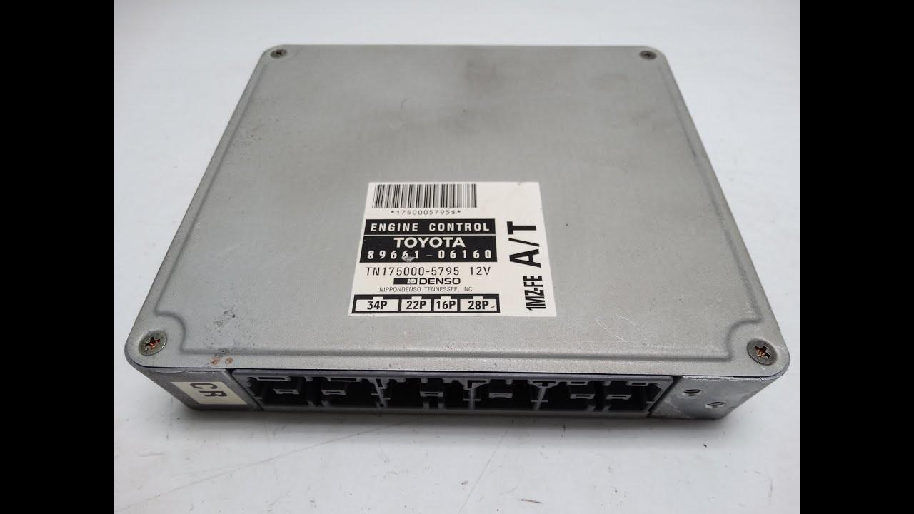 1999 toyota Avalon Engine Diagram toyota Camry How to Reset Ecu and Check Engine Light Of 1999 toyota Avalon Engine Diagram
