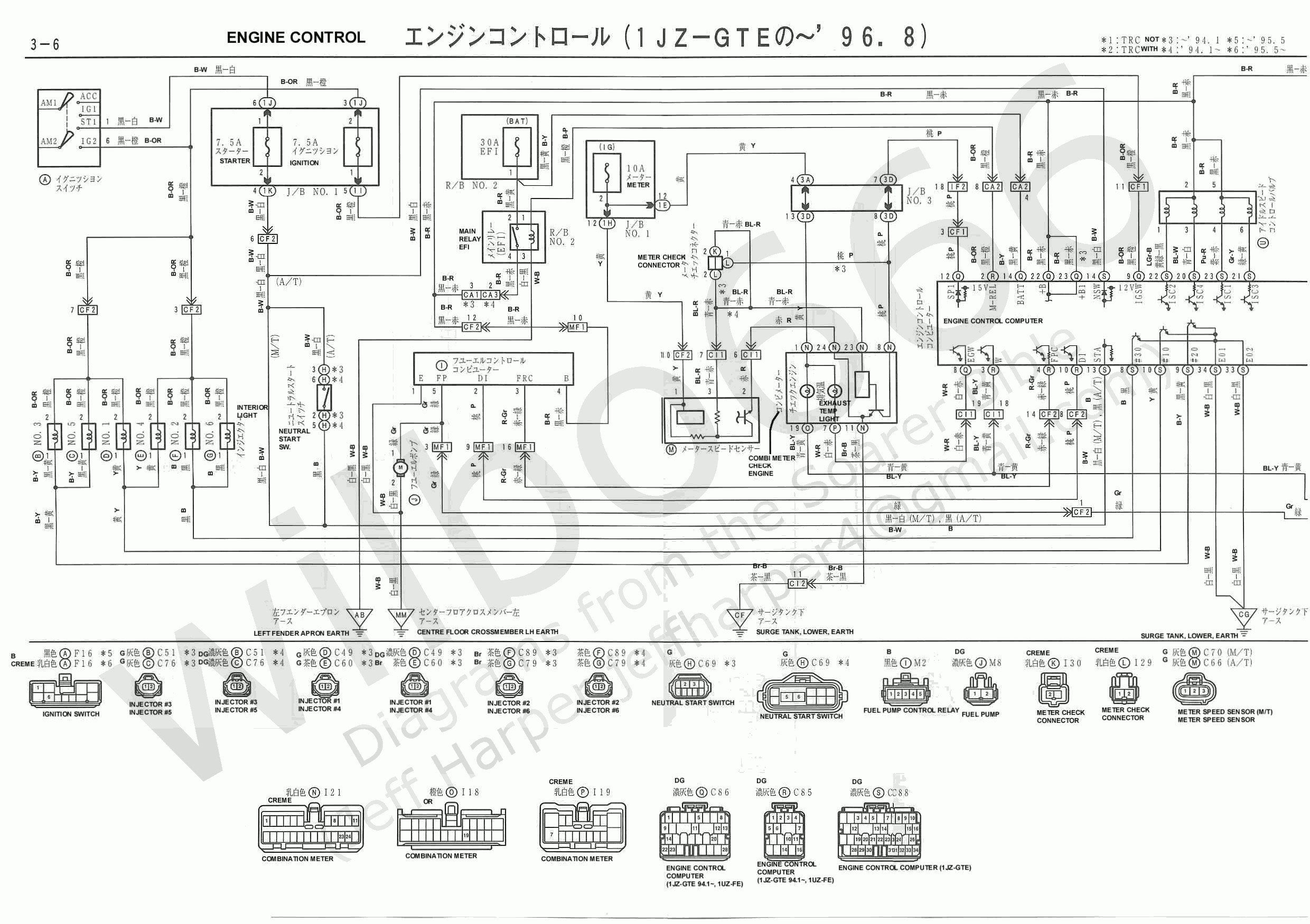 1jz Engine Wiring Diagram Wilbo666 [licensed for Non Mercial Use Only] Mirror 1jz Gte Of 1jz Engine Wiring Diagram