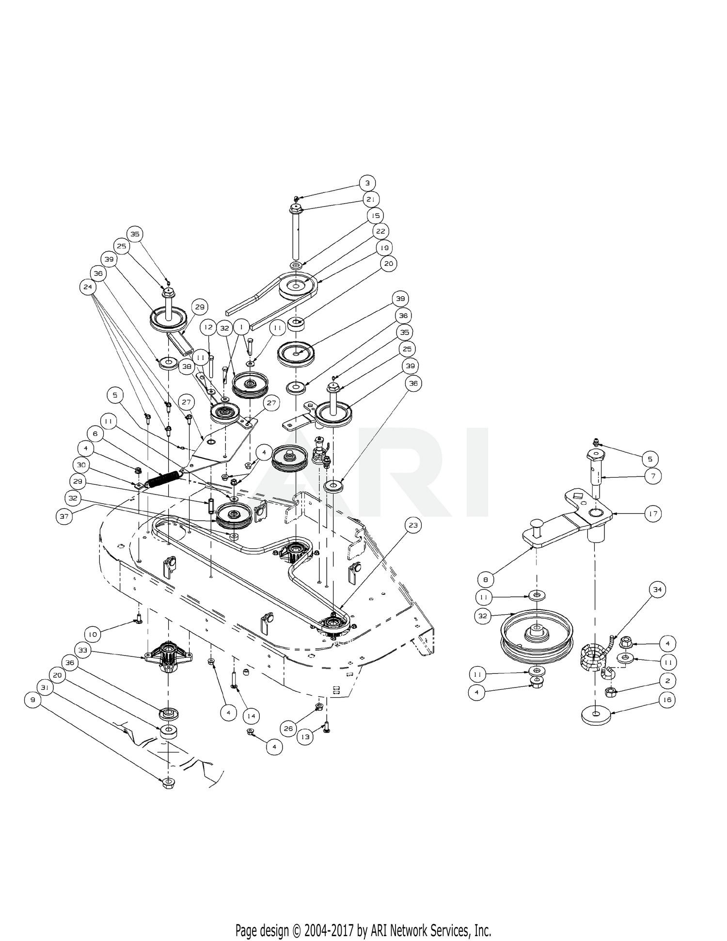 20 Hp Kohler Engine Diagram Cub Cadet Parts Diagrams Cub Cadet Enforcer 44 53ah3agf050 20hp Of 20 Hp Kohler Engine Diagram