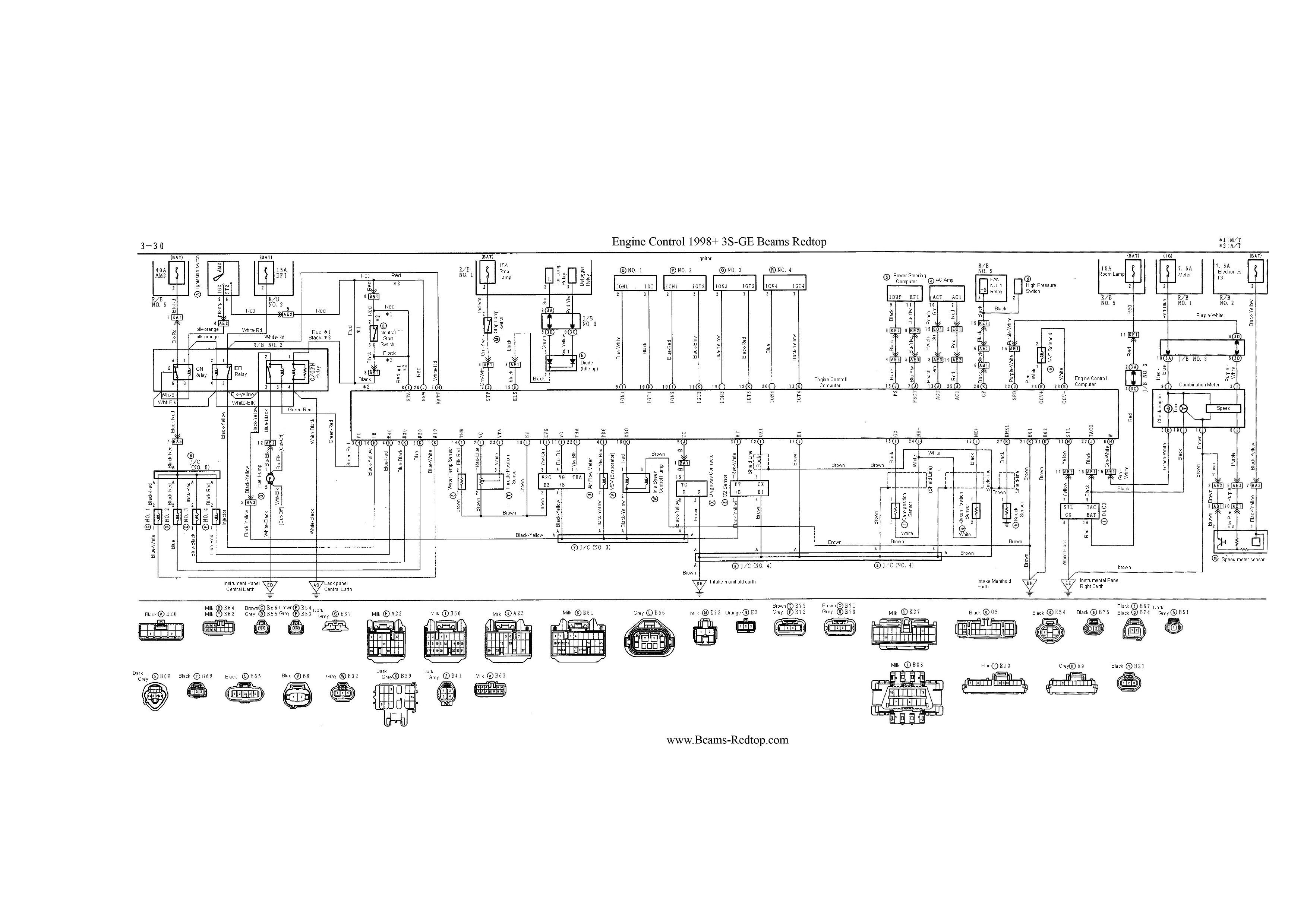 2001 toyota Celica Engine Diagram 3sge Beams Wiring Diagram Layout Wiring Diagrams • Of 2001 toyota Celica Engine Diagram