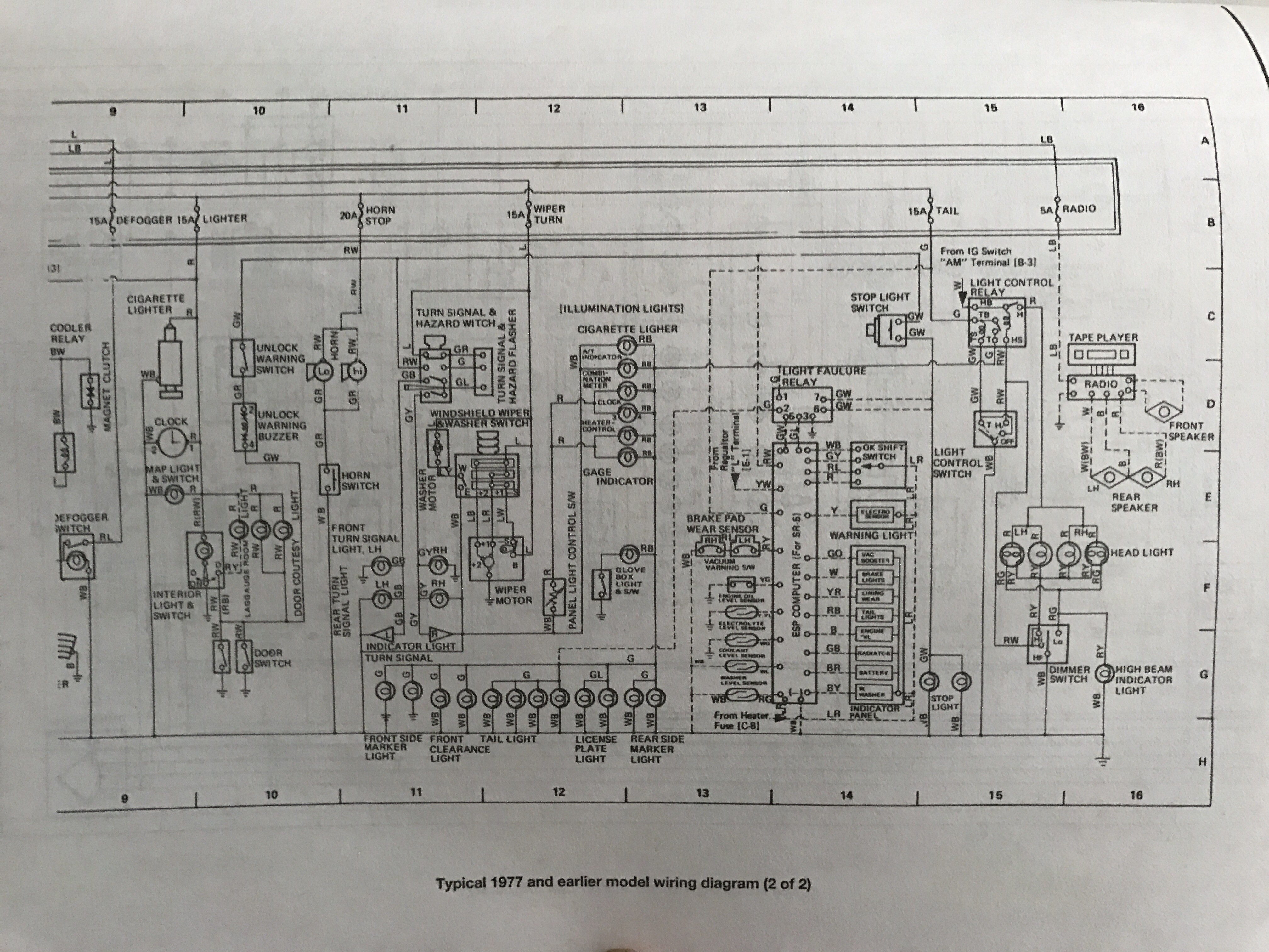 2001 toyota Celica Engine Diagram Tech Docs Of 2001 toyota Celica Engine Diagram
