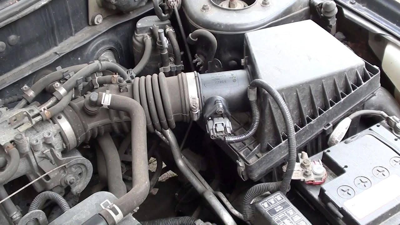 2002 Nissan Pathfinder Engine Diagram Nissan Maf Fault P0100 Diagnose & Reset Engine Light Autel Al319 Of 2002 Nissan Pathfinder Engine Diagram 2003 Nissan Pathfinder 2wd 3 5l at Od Engine Idles 1100 1150 when