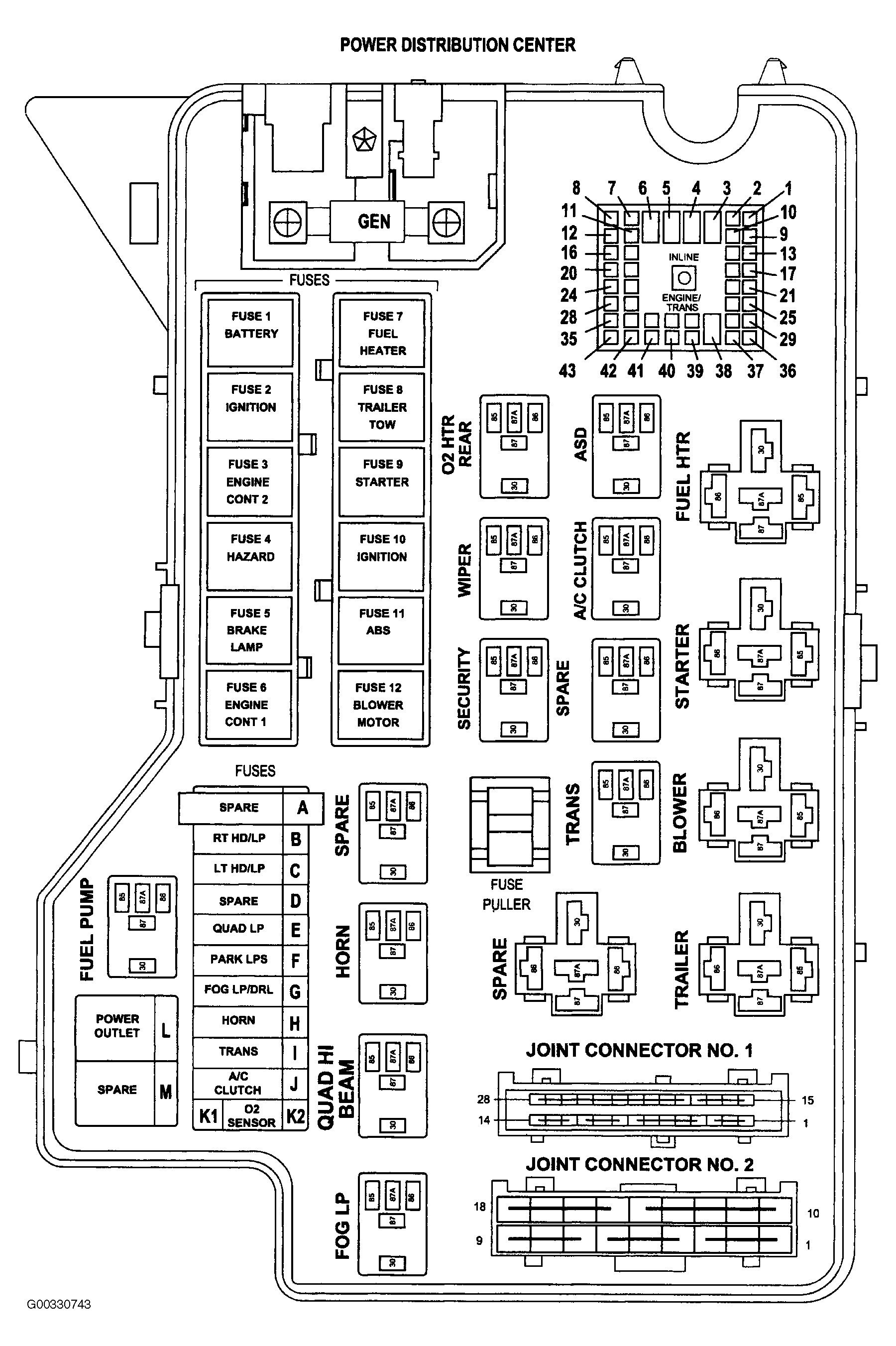 2002 toyota sienna engine diagram