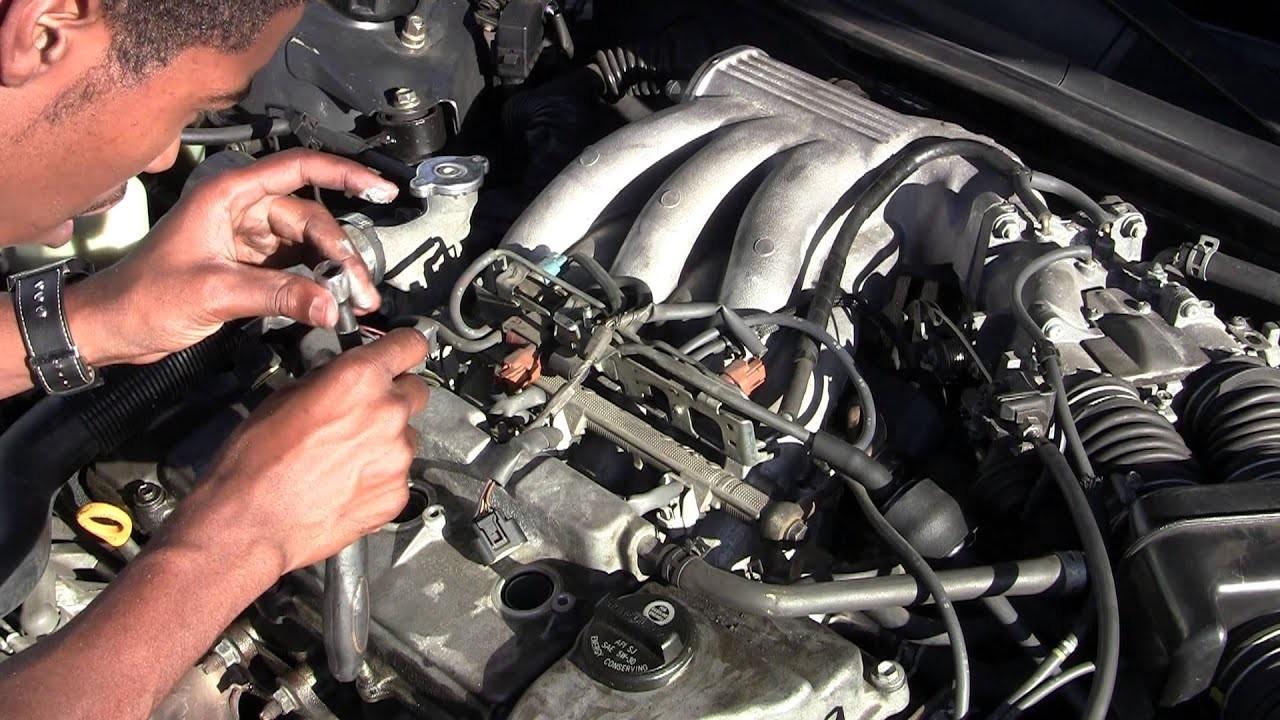 2003 Lexus Es300 Engine Diagram Change Lexus Es300 Spark Plugs the Easy 3 Of 2003 Lexus Es300 Engine Diagram