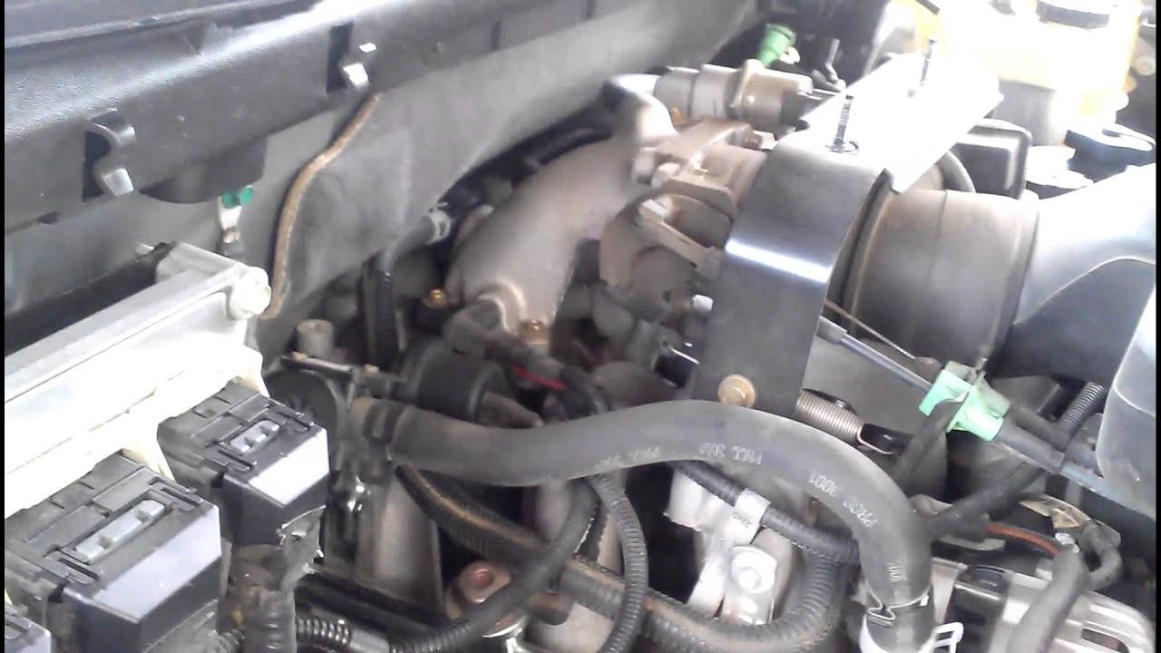 2003 Lincoln Navigator Engine Diagram 03 ford Expedition 4 6l Pcv Hose Bad Of 2003 Lincoln Navigator Engine Diagram