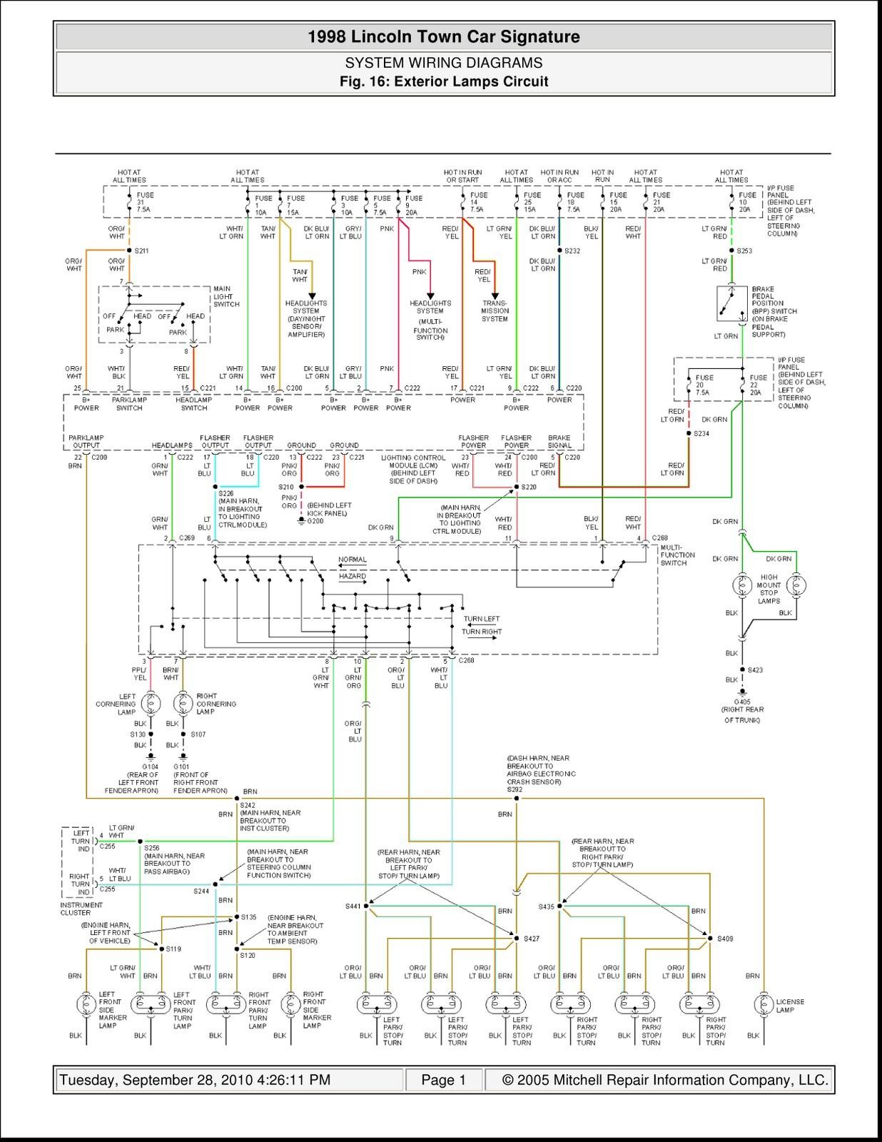 2003 Lincoln Navigator Engine Diagram 2001 Navigator Wiring Diagrams Trusted Wiring Diagram Of 2003 Lincoln Navigator Engine Diagram