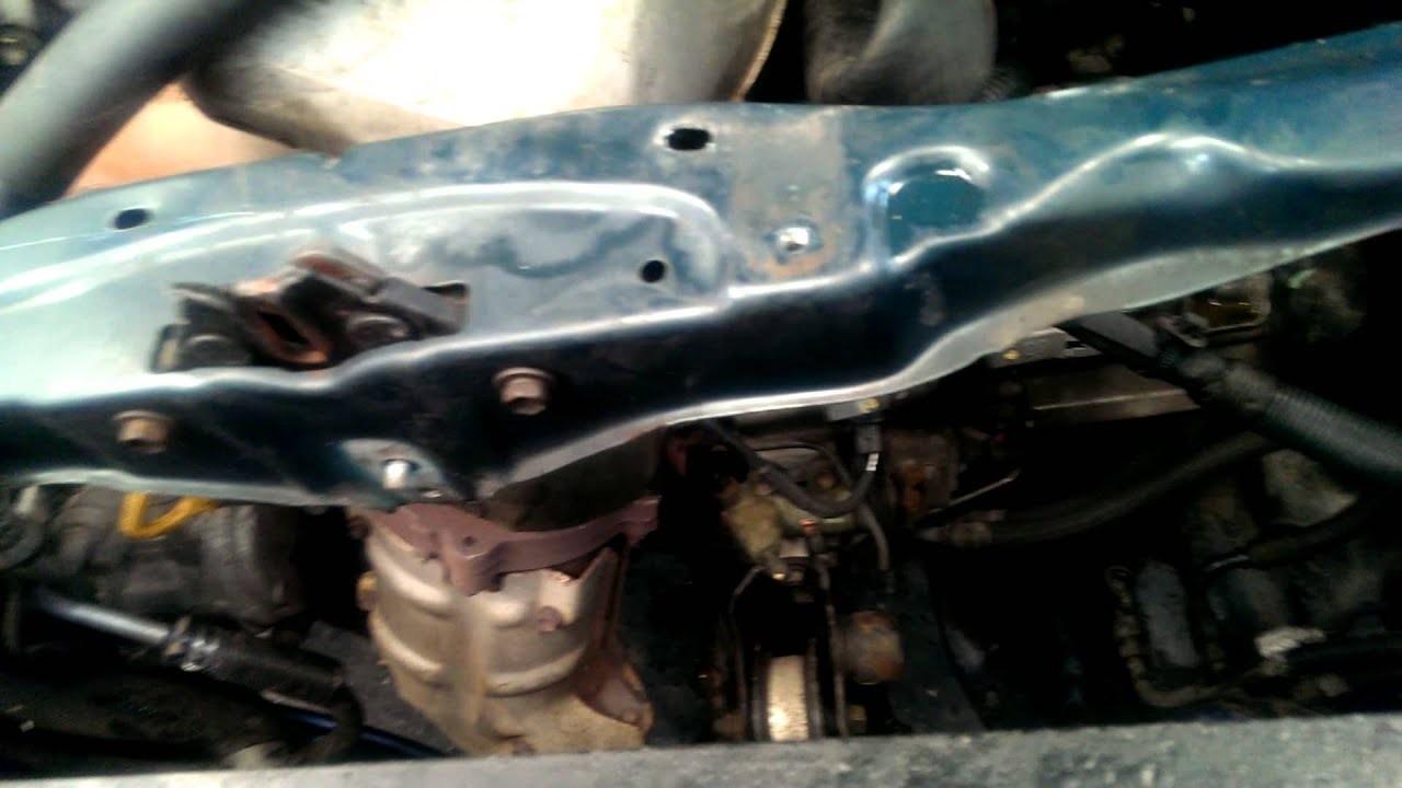 2003 toyota Rav4 Engine Diagram toyota Rav 4 Radiator Removal Replacement Of 2003 toyota Rav4 Engine Diagram