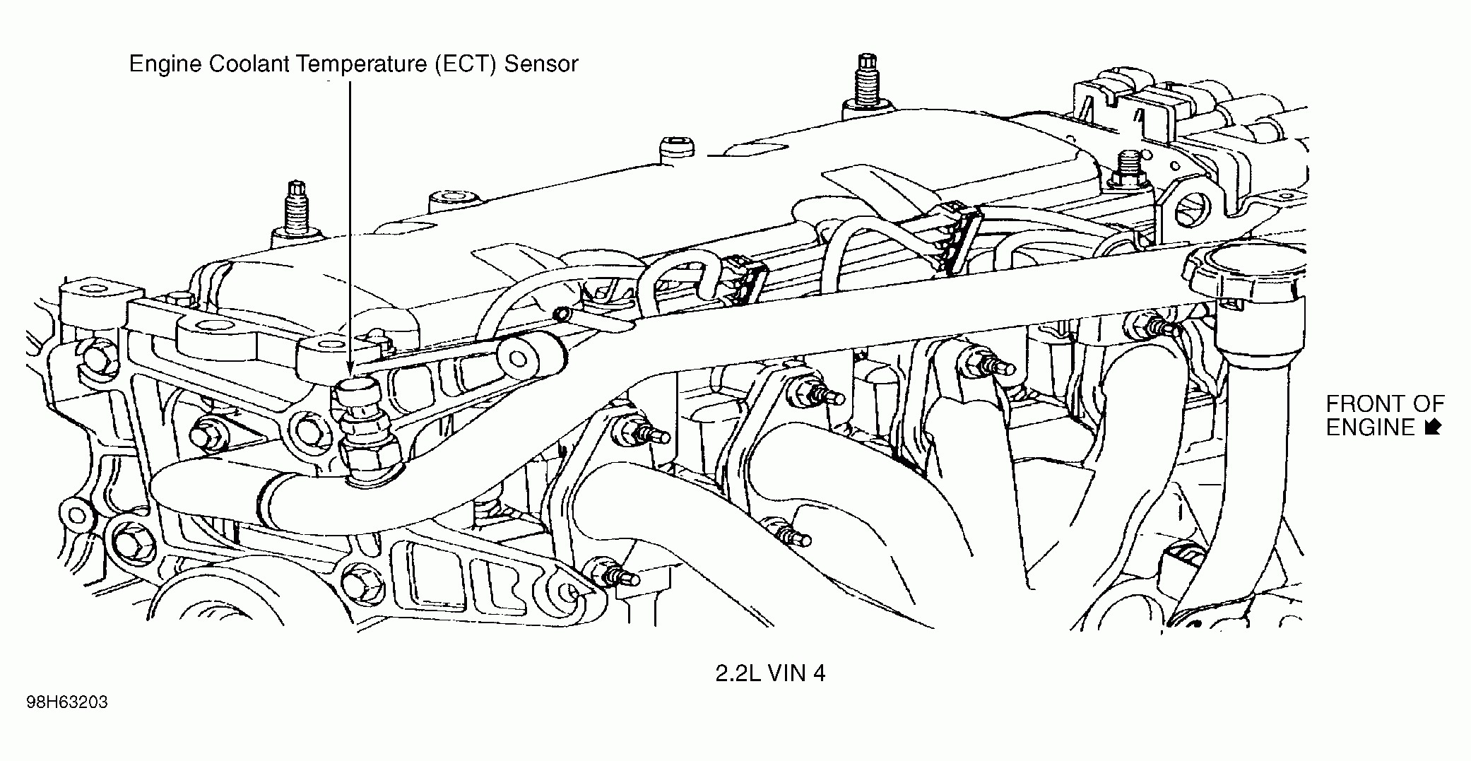 5915a5 2004 chevy cavalier engine diagram 2002 chevrolet cavalier ... |  wiring library  wiring library