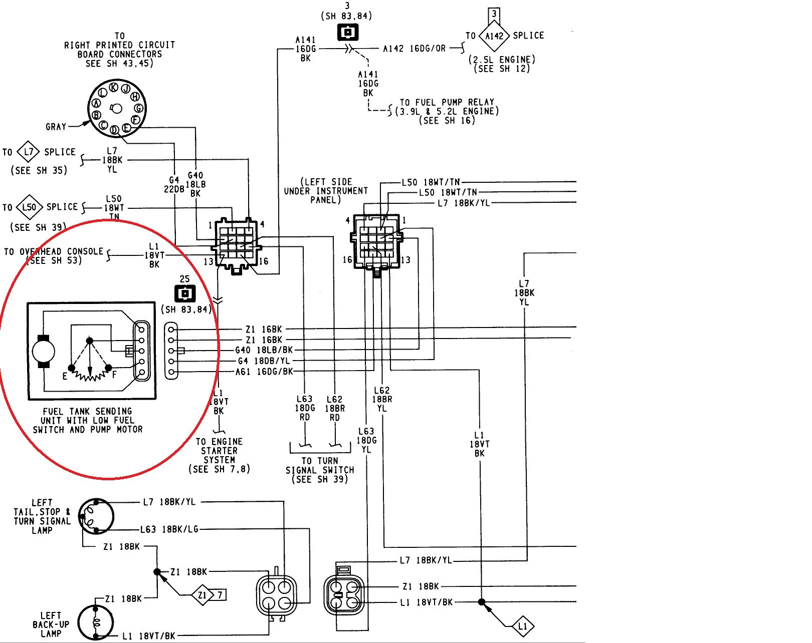 Headlight Schematics For 2000 Dodge Ram Worksheet And Wiring Diagram •