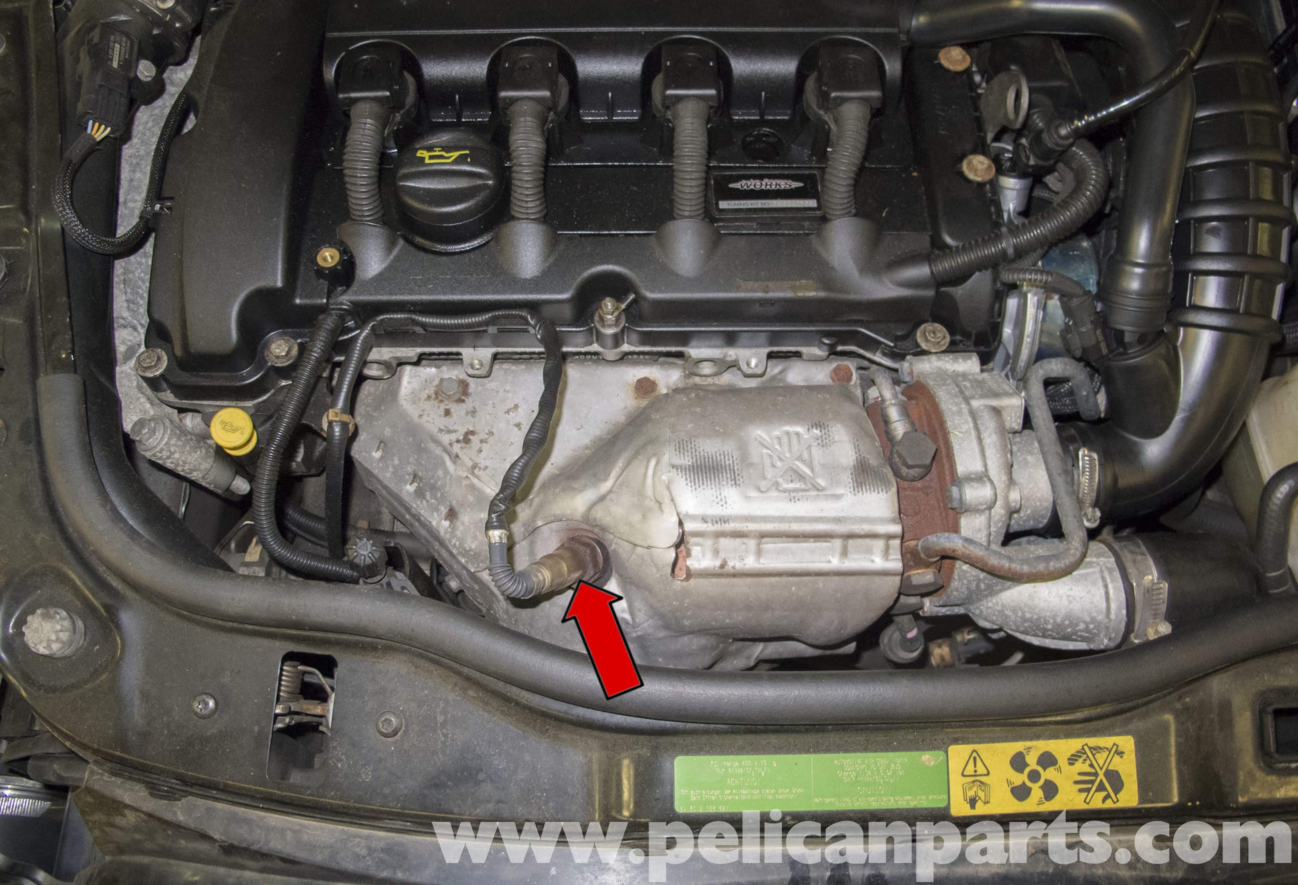 2006 Mini Cooper S Engine Compartment Diagram Mini Cooper R56 Turbocharged Engine Alternator Replacement 2007 Of 2006 Mini Cooper S Engine Compartment Diagram