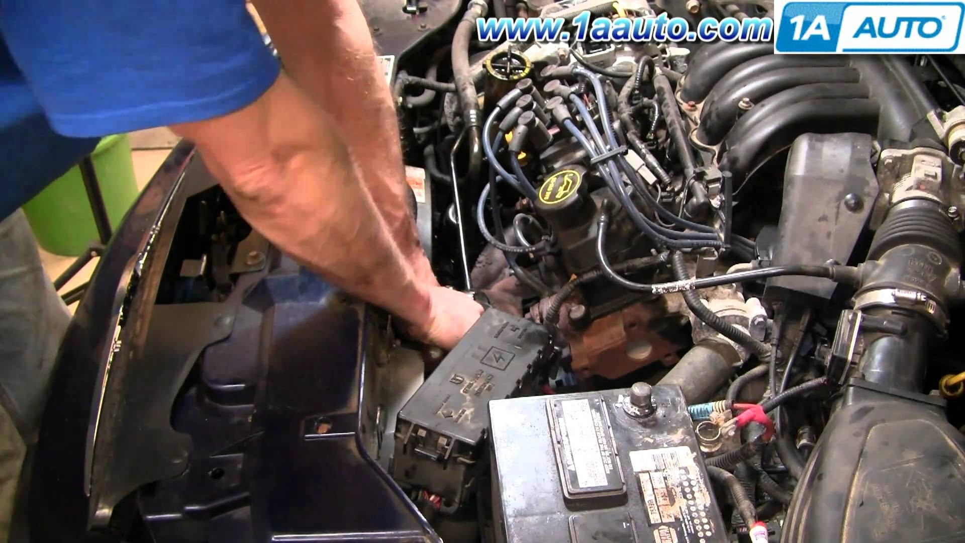 2007 ford Taurus Engine Diagram How to Install Replace Radiator Engine Cooling Fan ford 96 07 Taurus Of 2007 ford Taurus Engine Diagram