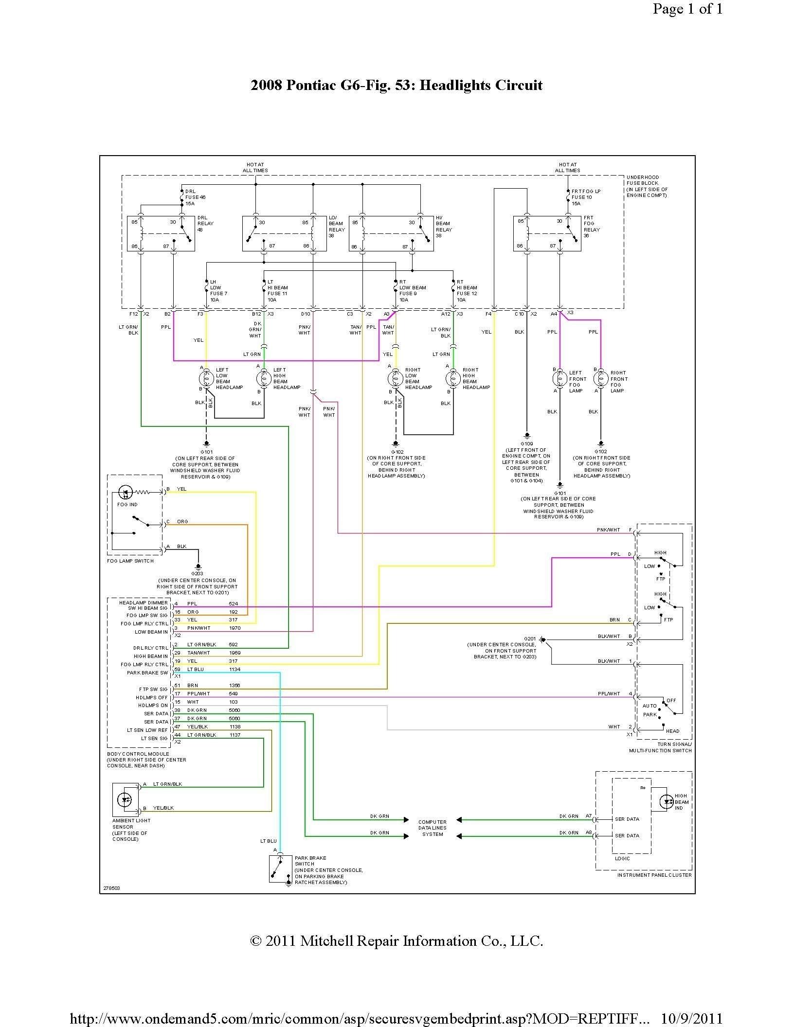 2007 Pontiac G6 Wiring Diagram 2006 Pontiac G6 Stereo Wiring Diagram Worksheet and Wiring Diagram • Of 2007 Pontiac G6 Wiring Diagram