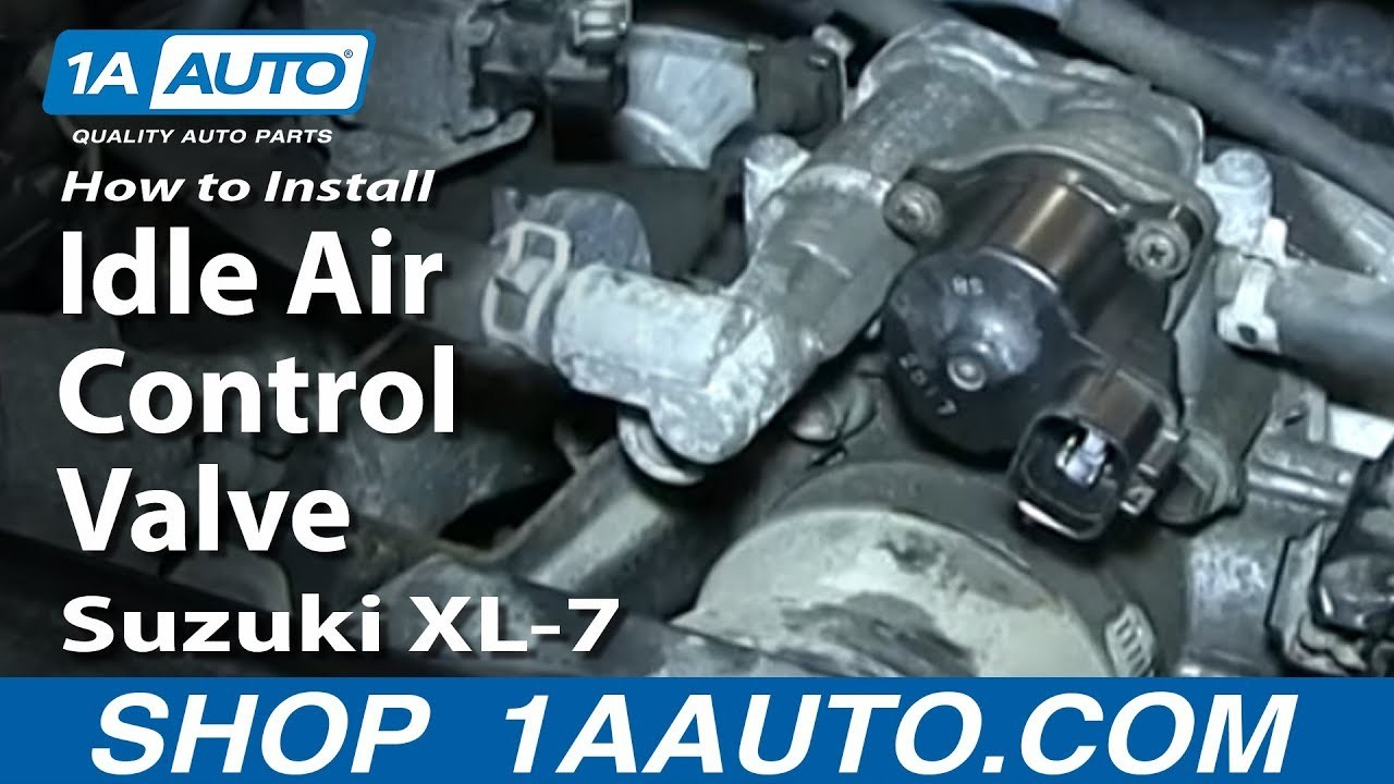 2007 Suzuki forenza Engine Diagram How to Install Replace Idle Air Control Valve Suzuki Xl 7 Of 2007 Suzuki forenza Engine Diagram How to Tell if A Timing Belt Tensioner is Bad 6 Steps