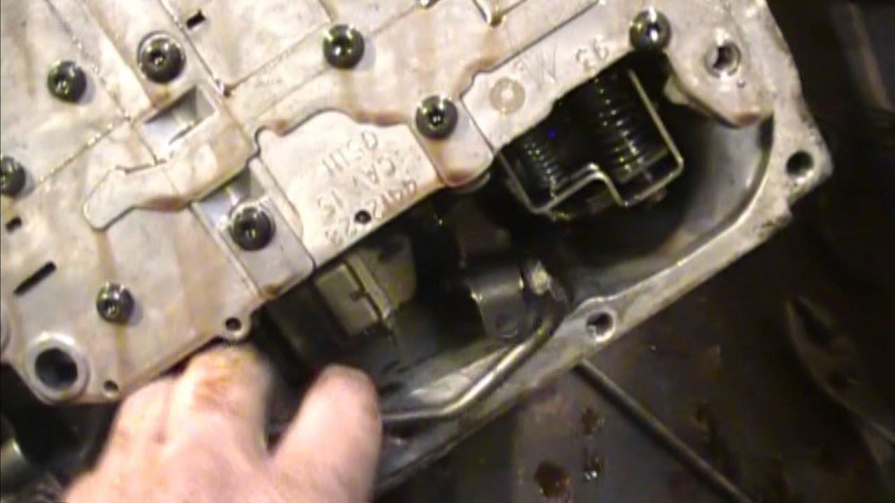 2008 Dodge Caravan Engine Diagram A670 Transmission Valve Body Removial 3 Speed with Od Caravans Of 2008 Dodge Caravan Engine Diagram
