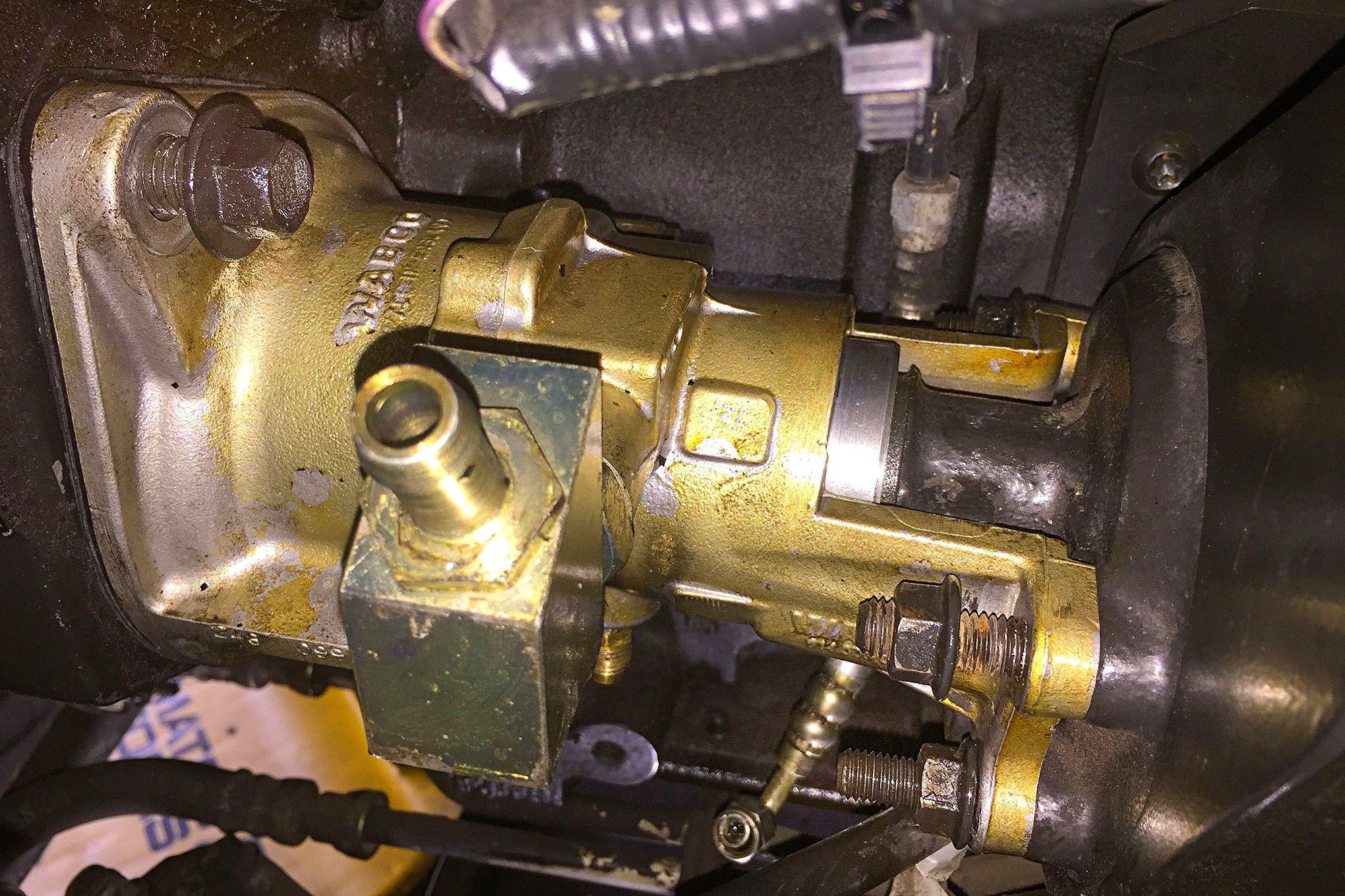 5 9 Cummins Engine Diagram How to Repair Cummins 5 9l Vacuum Pump Oil Leak Of 5 9 Cummins Engine Diagram