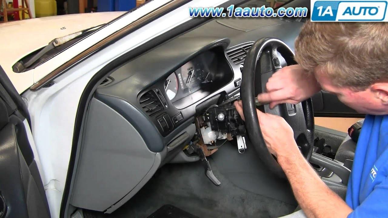 91 Honda Accord Engine Diagram How to Install Replace Headlight Turn Signal Switch Honda Accord Of 91 Honda Accord Engine Diagram