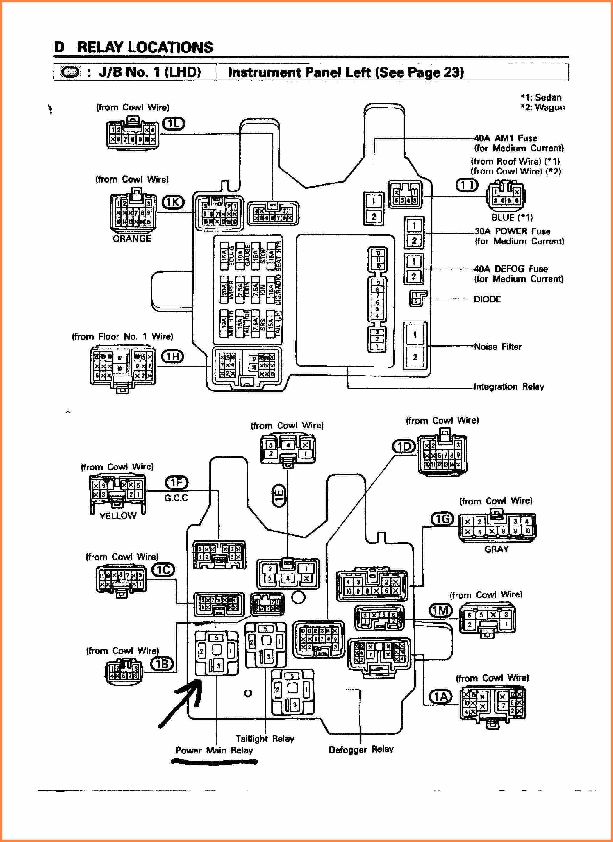 1994 Camry Le Wiring Diagram Another Blog About Wiring Diagram •
