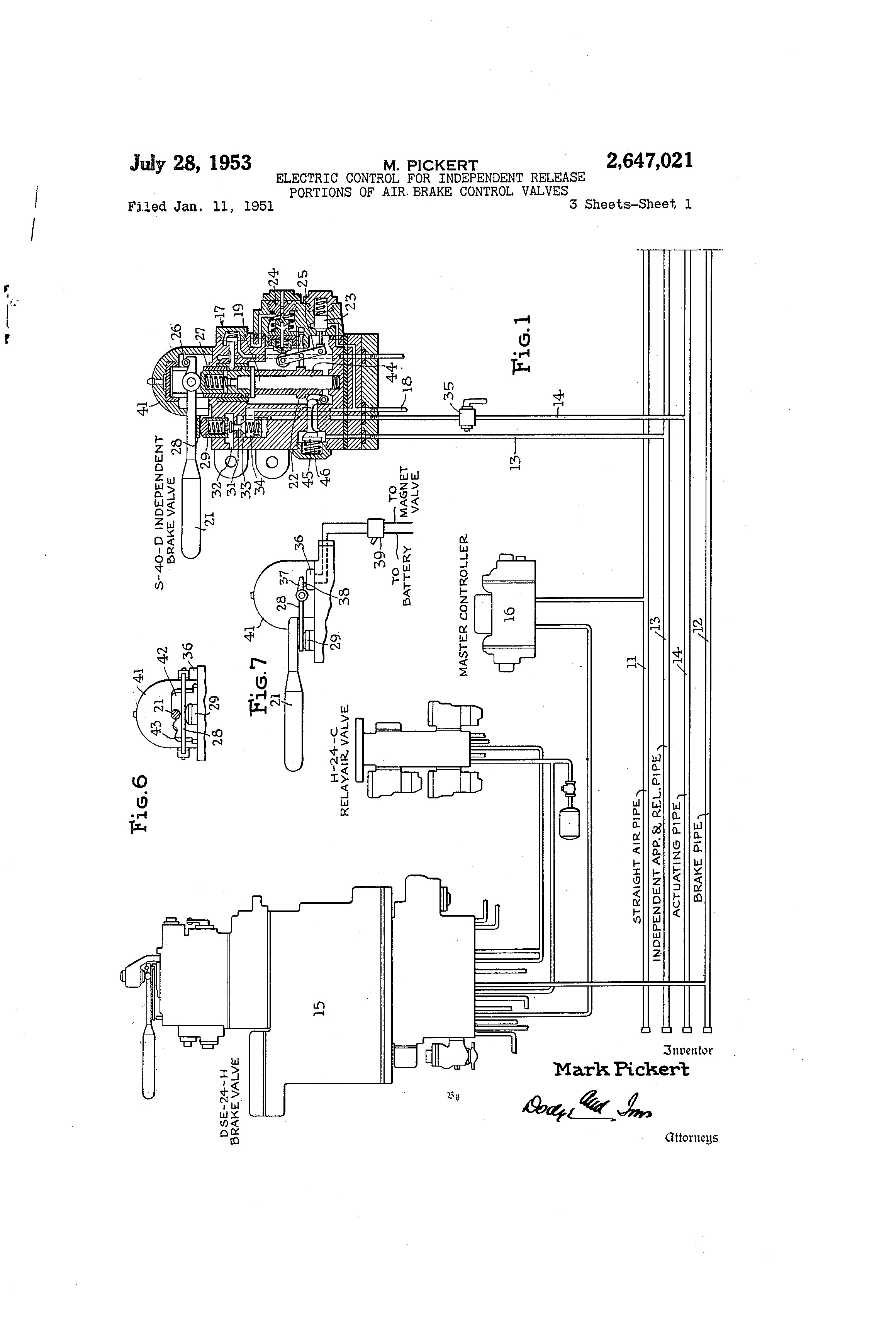 air brake valve diagram trailer wiring diagram electric