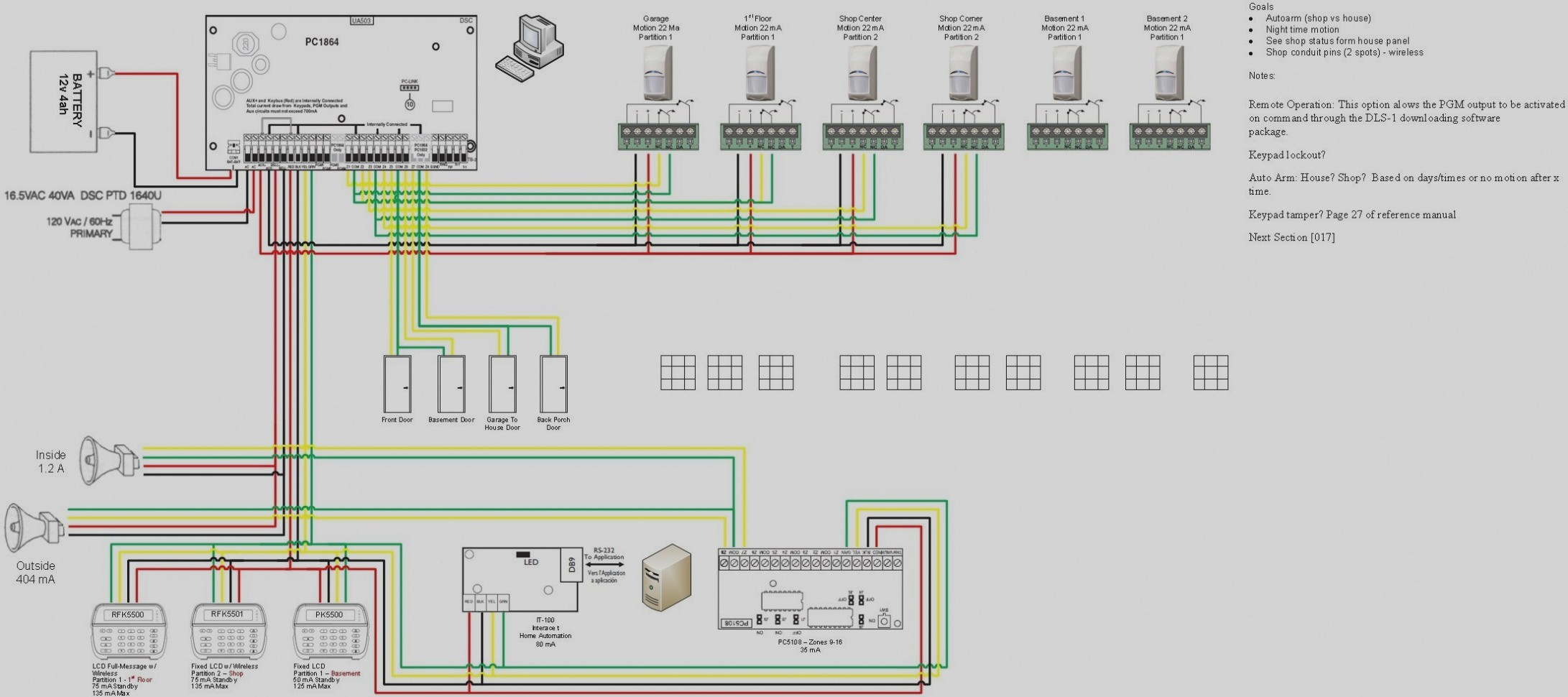 Alarm Wiring Diagrams for Cars Wiring Diagram for Home Alarm System Save Alarm System Wiring Of Alarm Wiring Diagrams for Cars