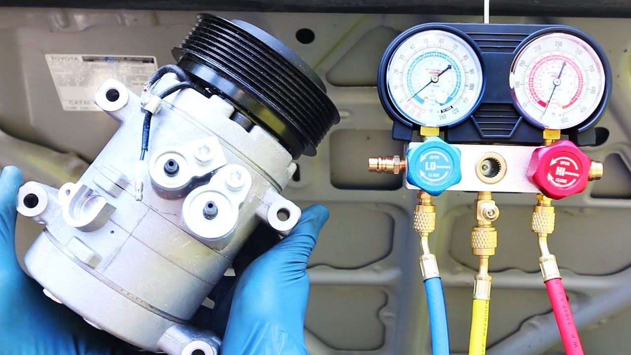 Auto Ac System Diagram How to Replace An Ac Pressor In Your Car Of Auto Ac System Diagram