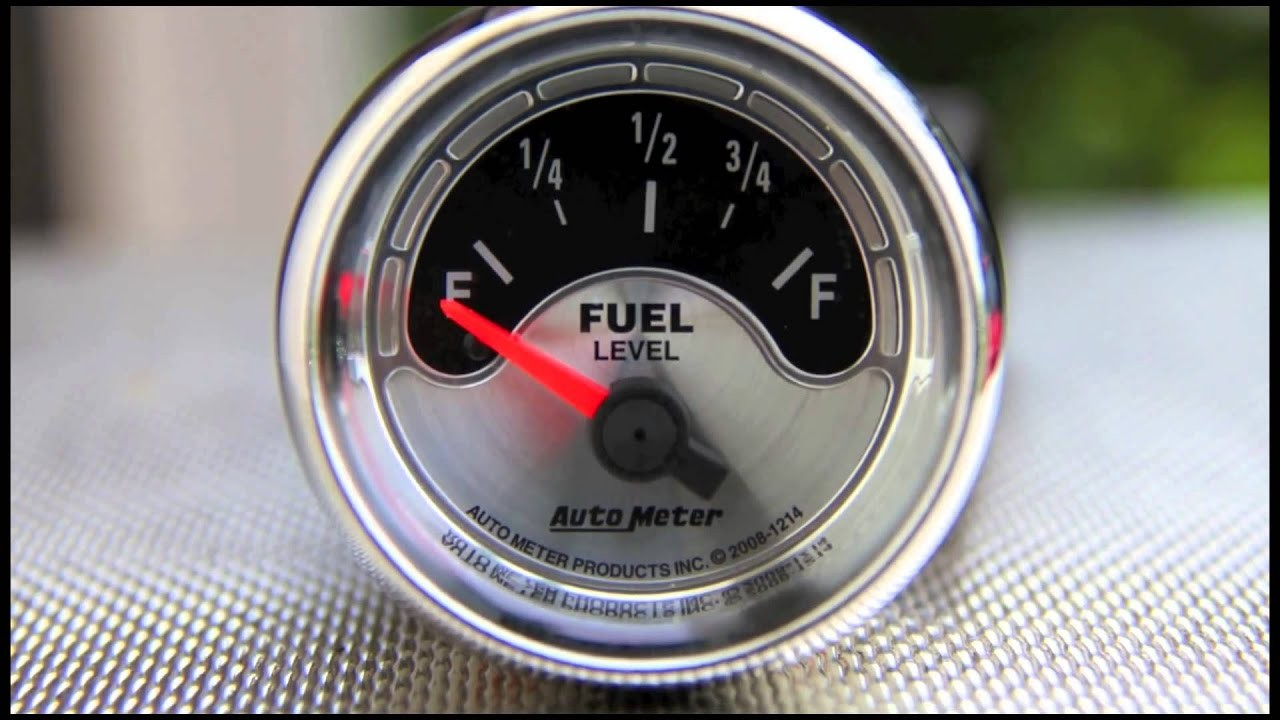 Autometer Sport Comp Wiring Diagram Fuel Level Gauges Autometer How they Work How to Install Tutorial Of Autometer Sport Comp Wiring Diagram