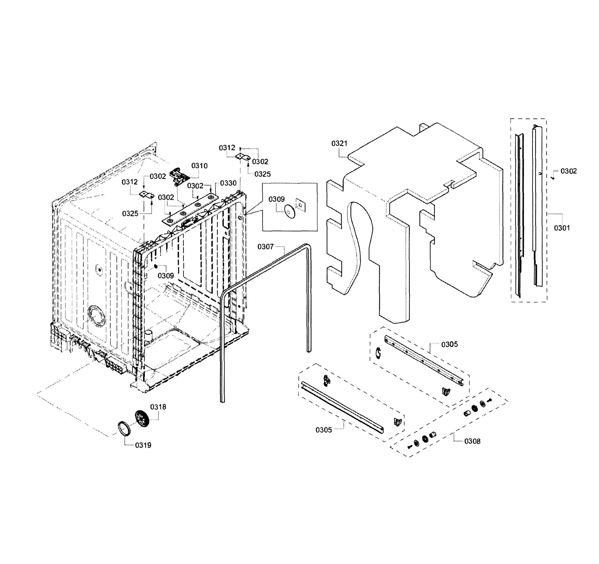Bosch Dryer Parts Diagram Bosch Model She3ar55uc 11 Dishwasher Genuine Parts Of Bosch Dryer Parts Diagram