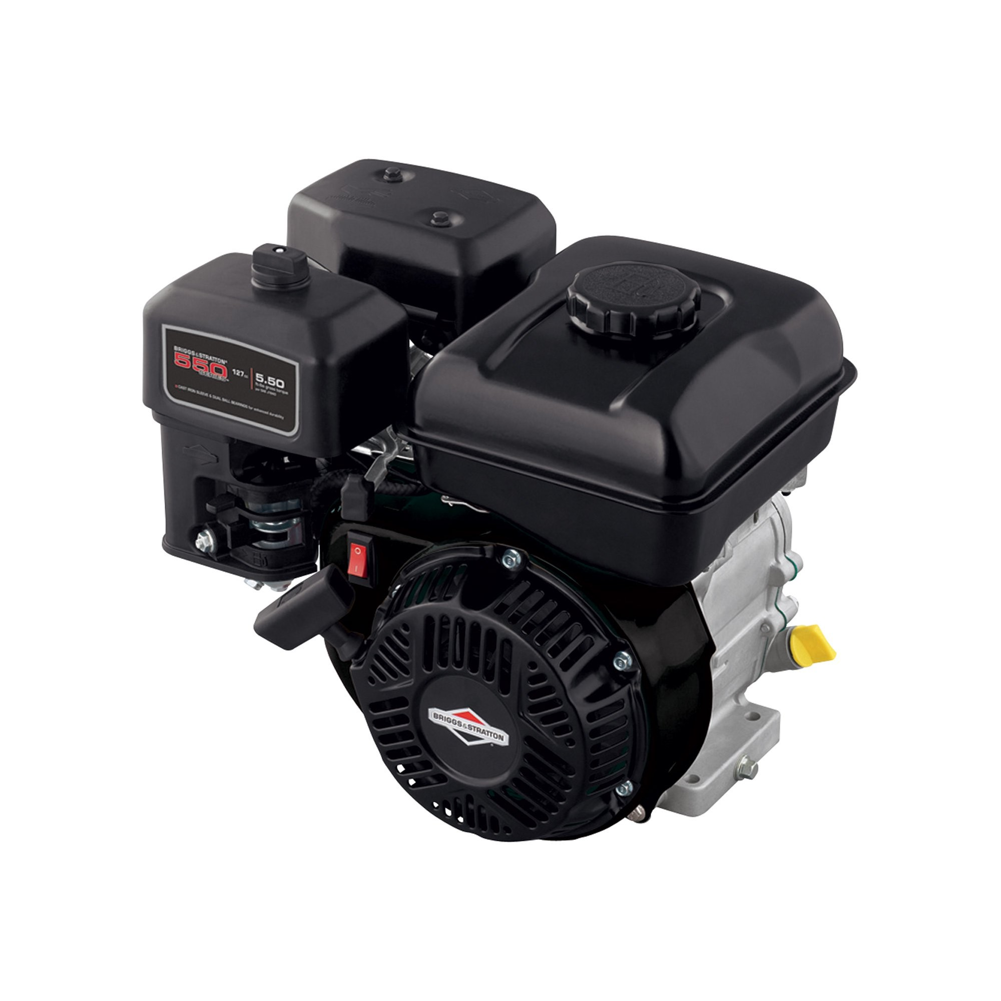 Briggs and Stratton 11 Hp Engine Diagram Briggs & Stratton 550 Series Horizontal Ohv Engine — 127cc 5 8in X Of Briggs and Stratton 11 Hp Engine Diagram
