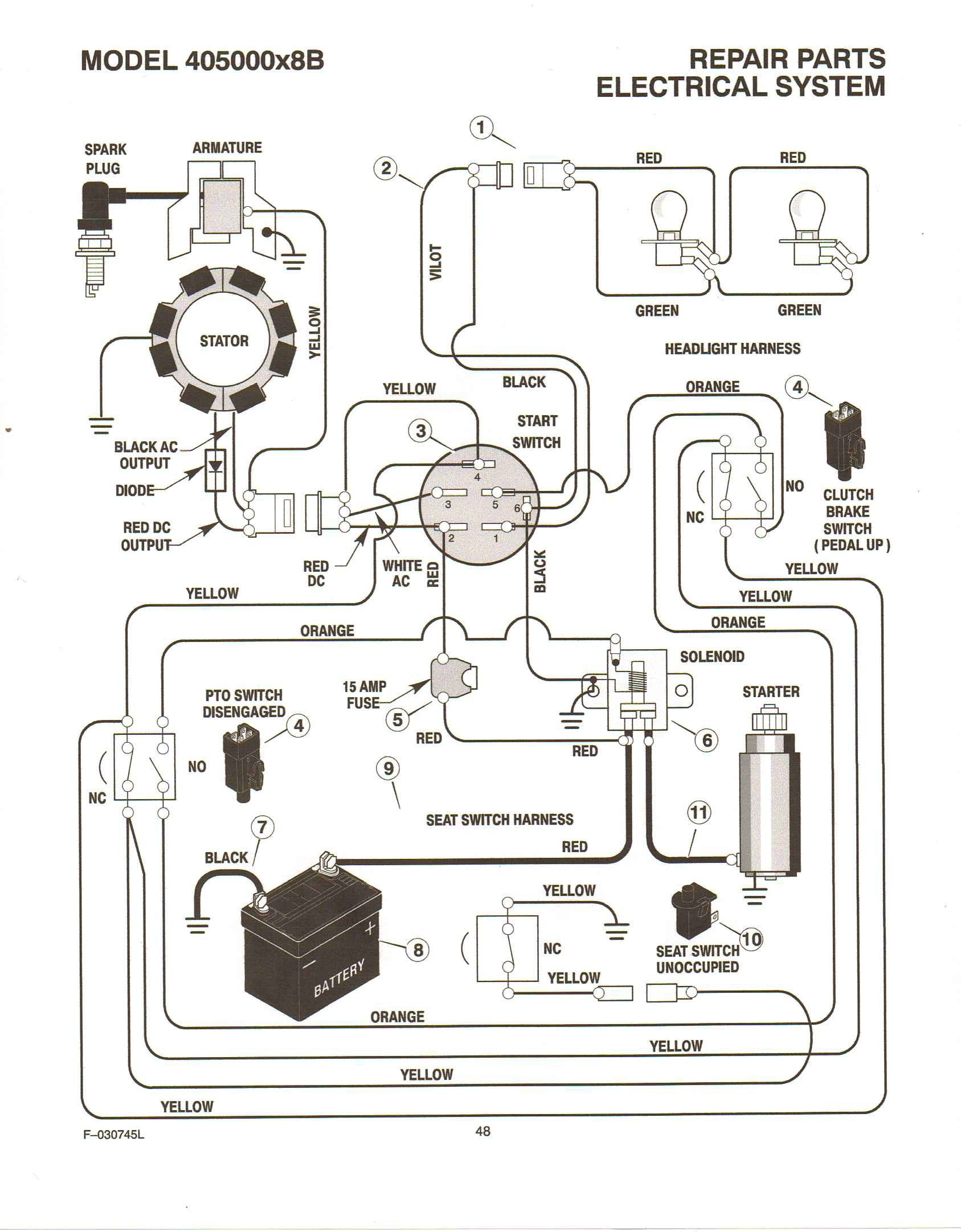 briggs and stratton 6 5 hp engine diagram