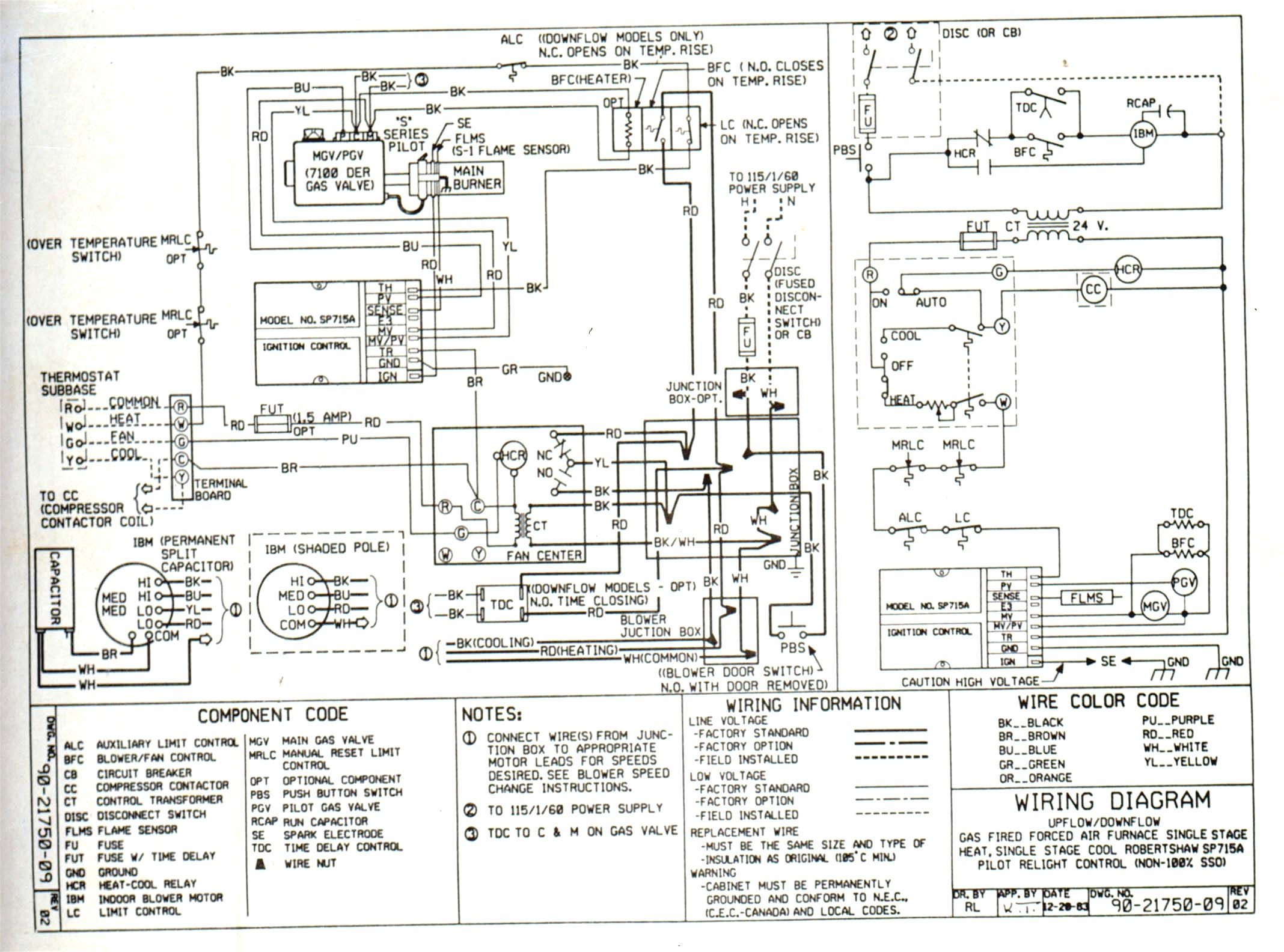 bryant heat pump wiring diagram