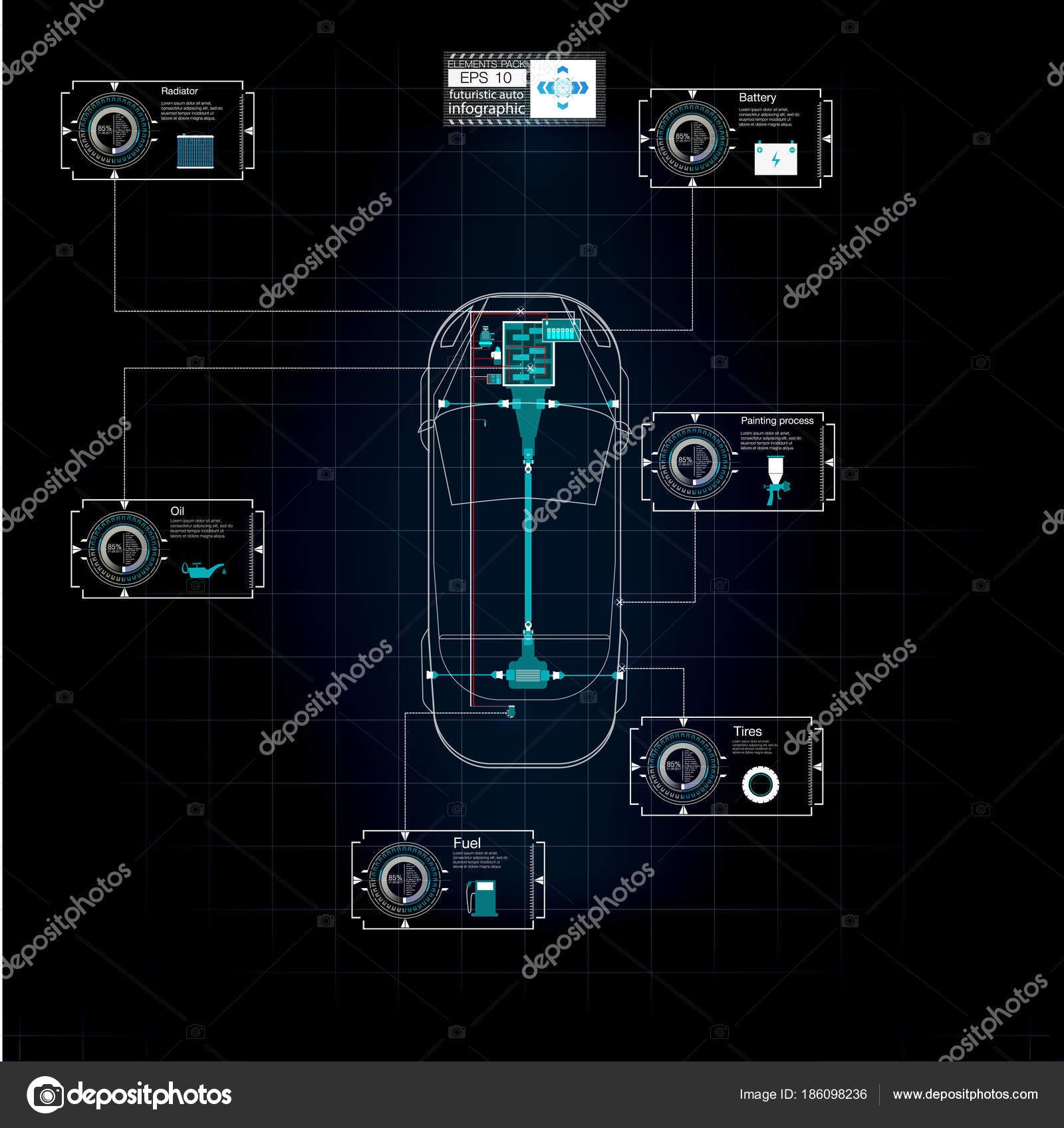 Car Diagrams User Interface Design Car Diagrams User Interface Design Pinoliver Krüger Interface Ux Of Car Diagrams User Interface Design