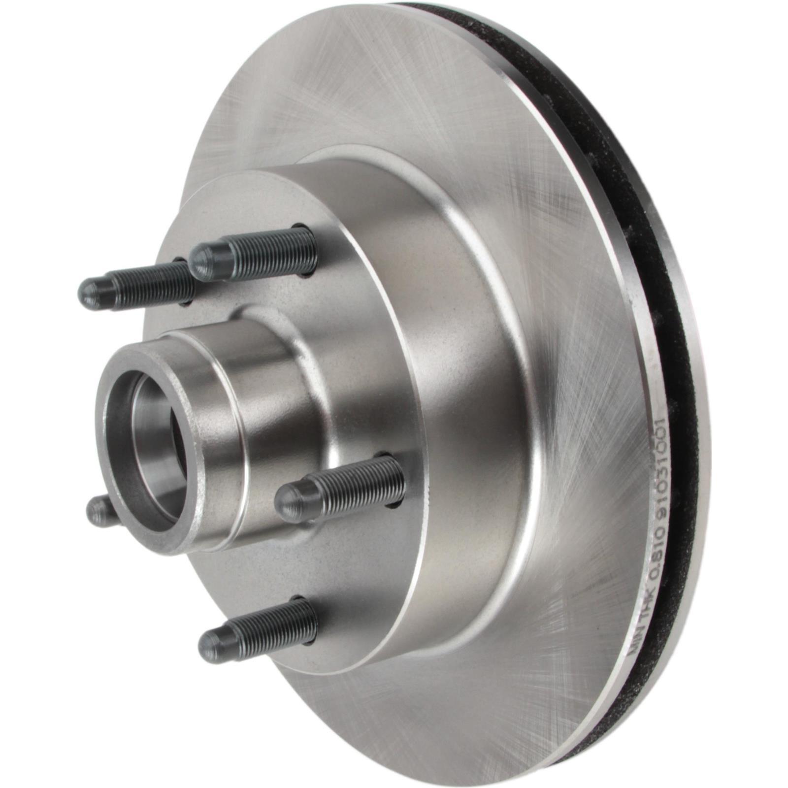 Car Disc Brakes Diagram Mustang Ii Disc Brake Rotor 5 On 4 1 2 Inch Of Car Disc Brakes Diagram