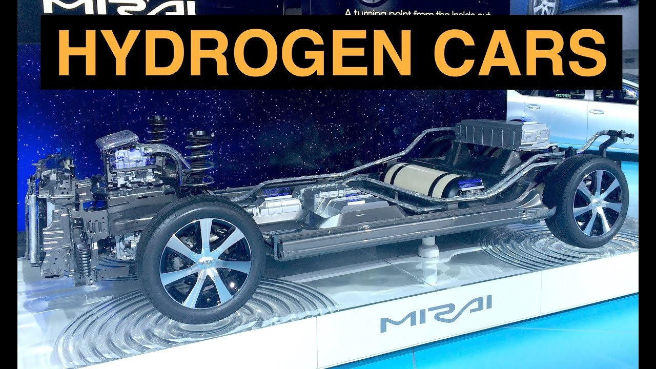 Car Engine Diagram for Dummies Hydrogen Cars toyota Mirai Explained Of Car Engine Diagram for Dummies