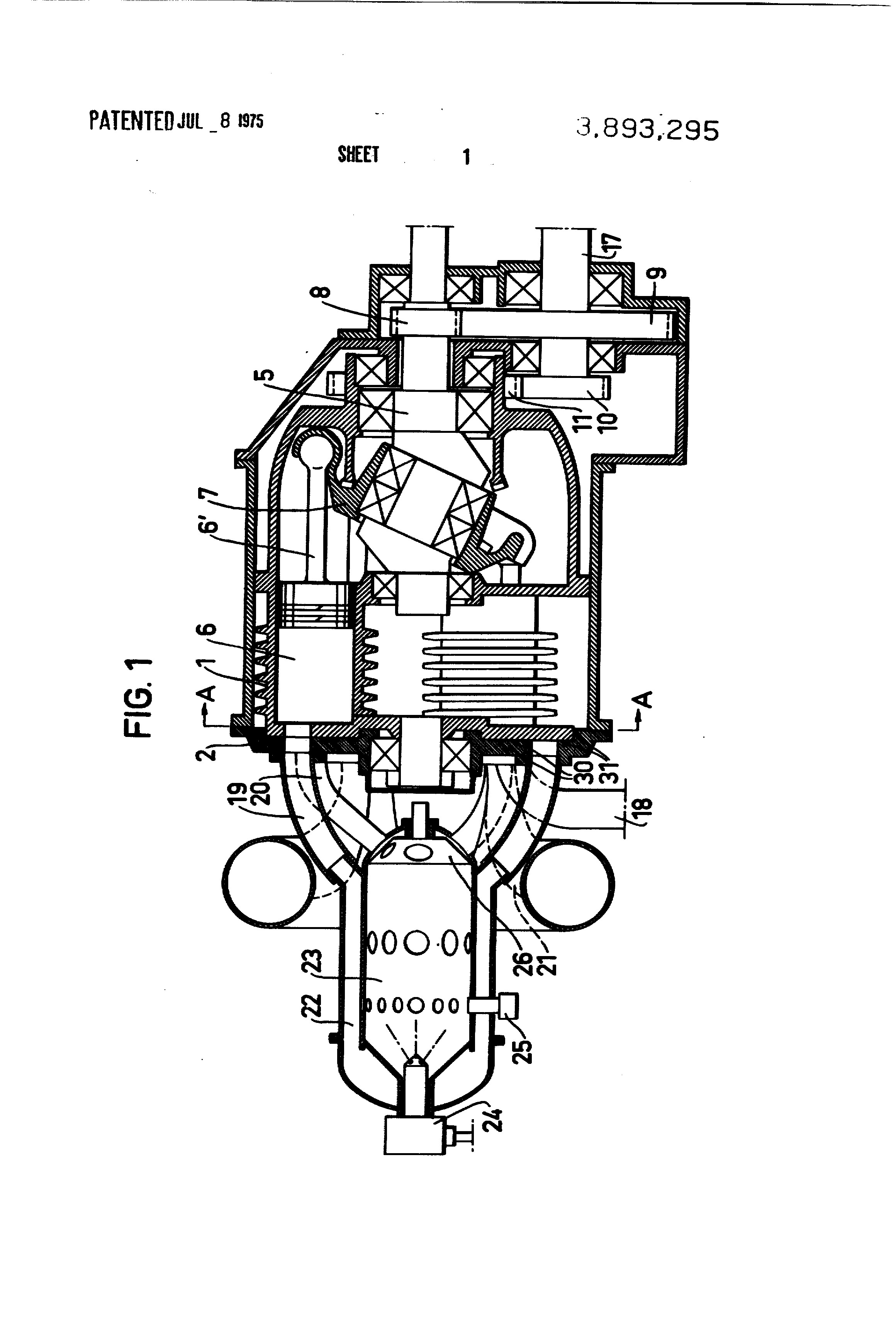 Car Engine Piston Diagram Patent Us External Bustion Swash Plate Engine Employing Of Car Engine Piston Diagram