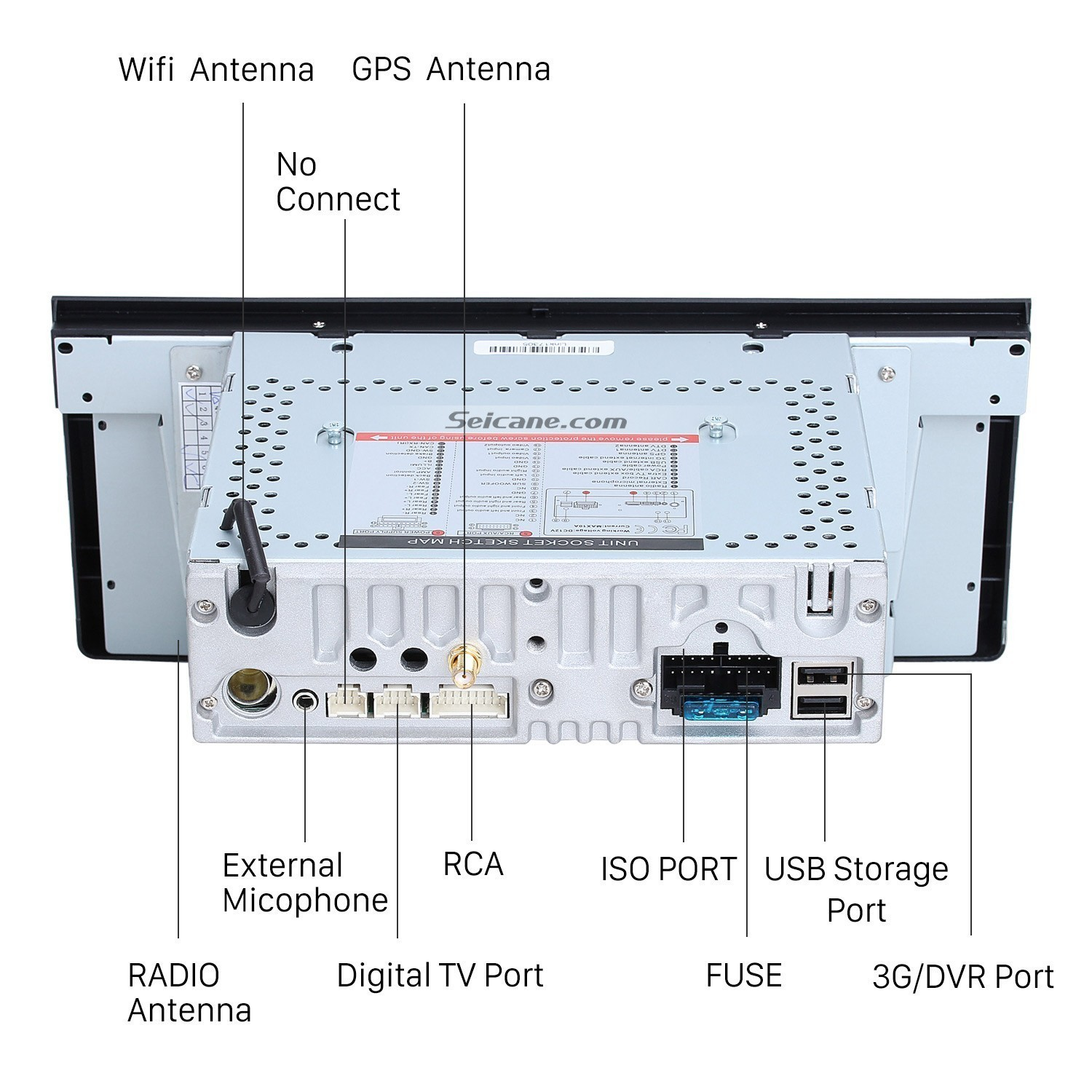 Car Audio Stereo Wiring Diagram Along With Pioneer Car Stereo Wiring