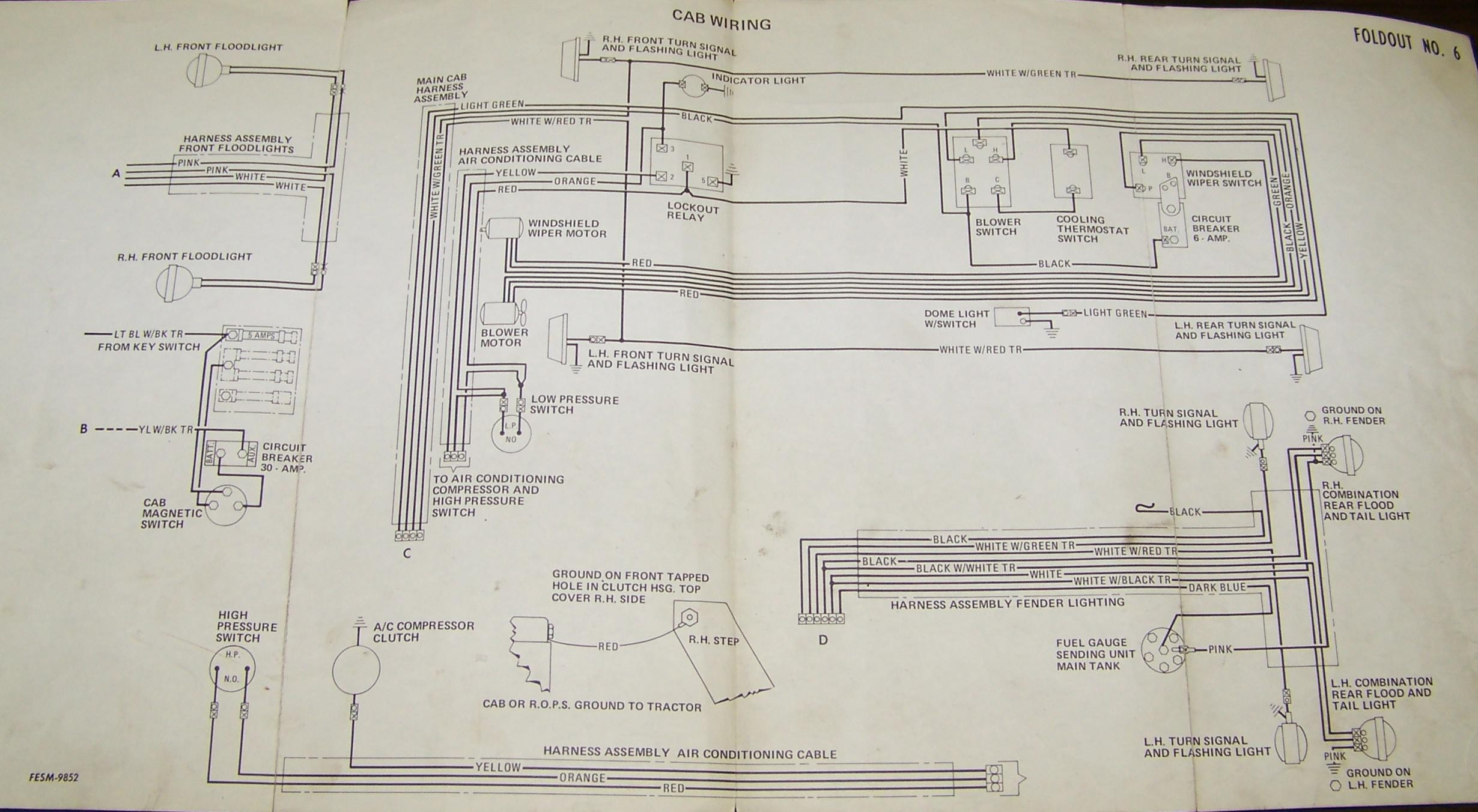 Case Ih Parts Diagram Case Tractor Wiring Diagram Another Blog About Wiring Diagram E A Of Case Ih Parts Diagram