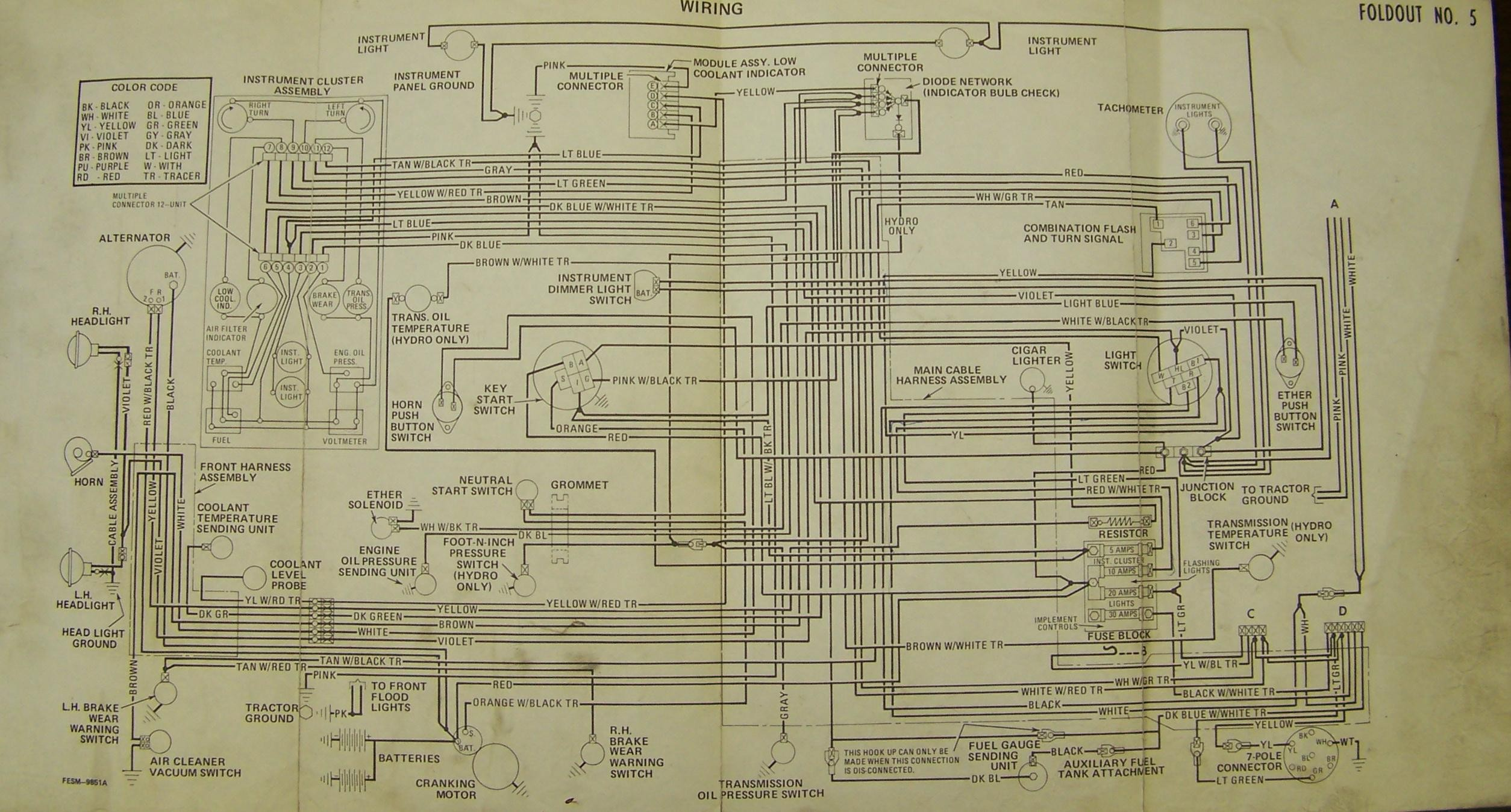 Case Ih Parts Diagram Case Tractor Wiring Diagram Another Blog About Wiring Diagram • Of Case Ih Parts Diagram