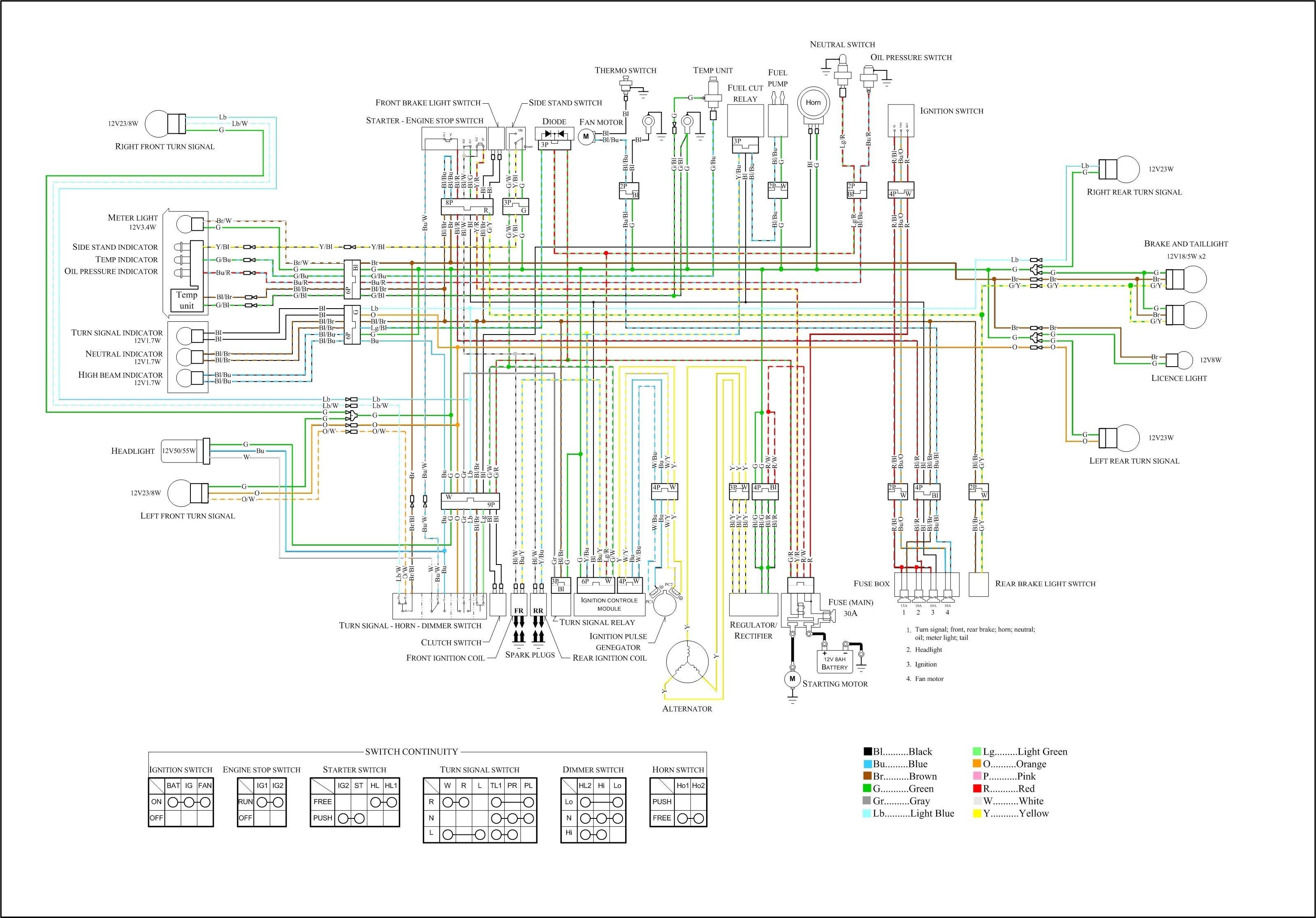 Cb400 Wiring Diagram 1100 Honda Shadow Wiring Diagram Also Honda Cb750 Wiring Diagram Of Cb400 Wiring Diagram