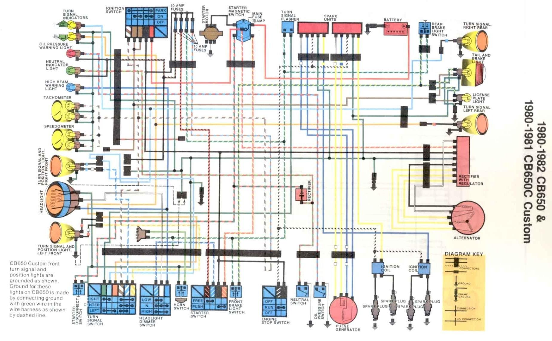Cb400 Wiring Diagram Cb650c Wiring Diagram Wiring Schematic Diagram Of Cb400 Wiring Diagram