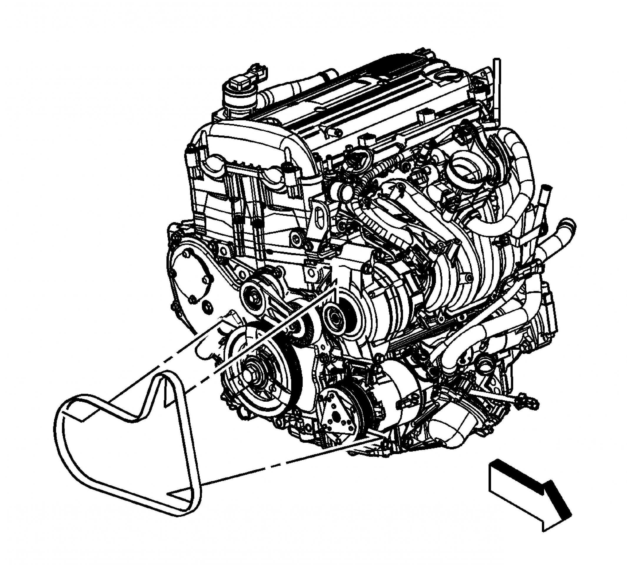 chevy cobalt engine diagram