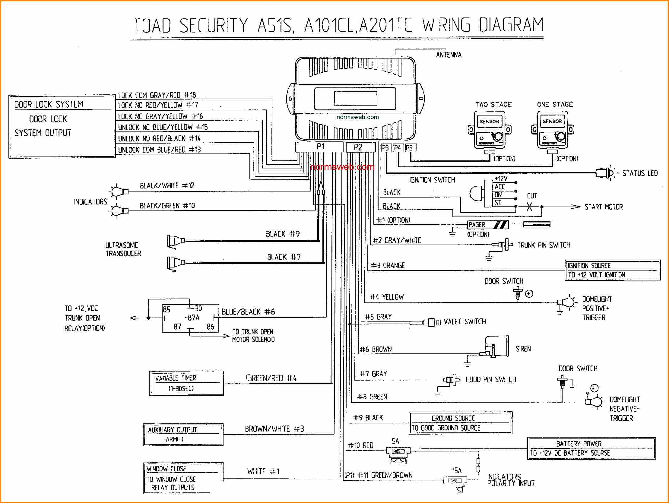 A35E3F Wiring Diagram For Clifford Car Alarm | Wiring ResourcesWiring Resources