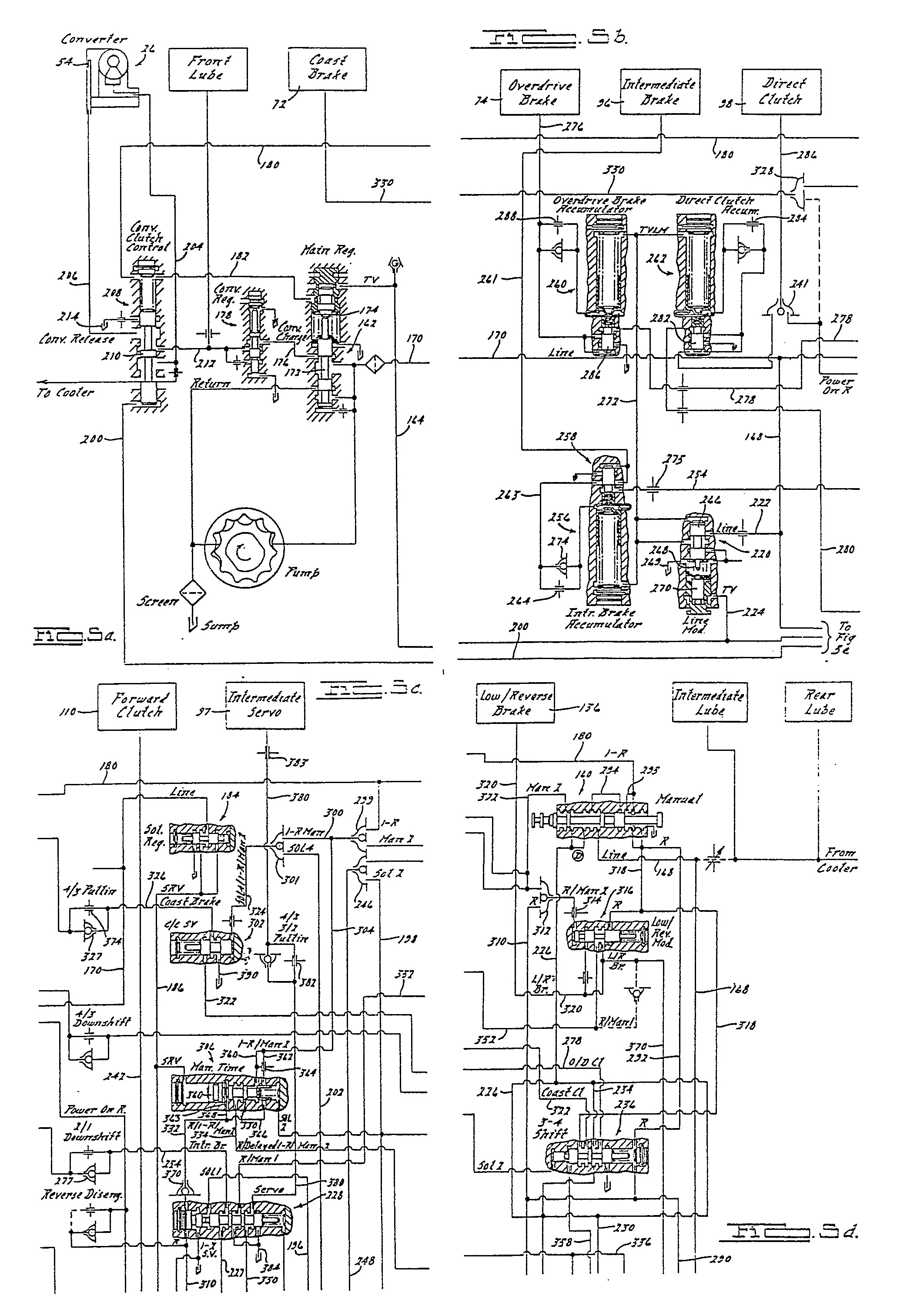 Clutch Diagram for A Manual Transmission Ep A2 Accumulator Control for Hydraulic Actuating Pressure Of Clutch Diagram for A Manual Transmission