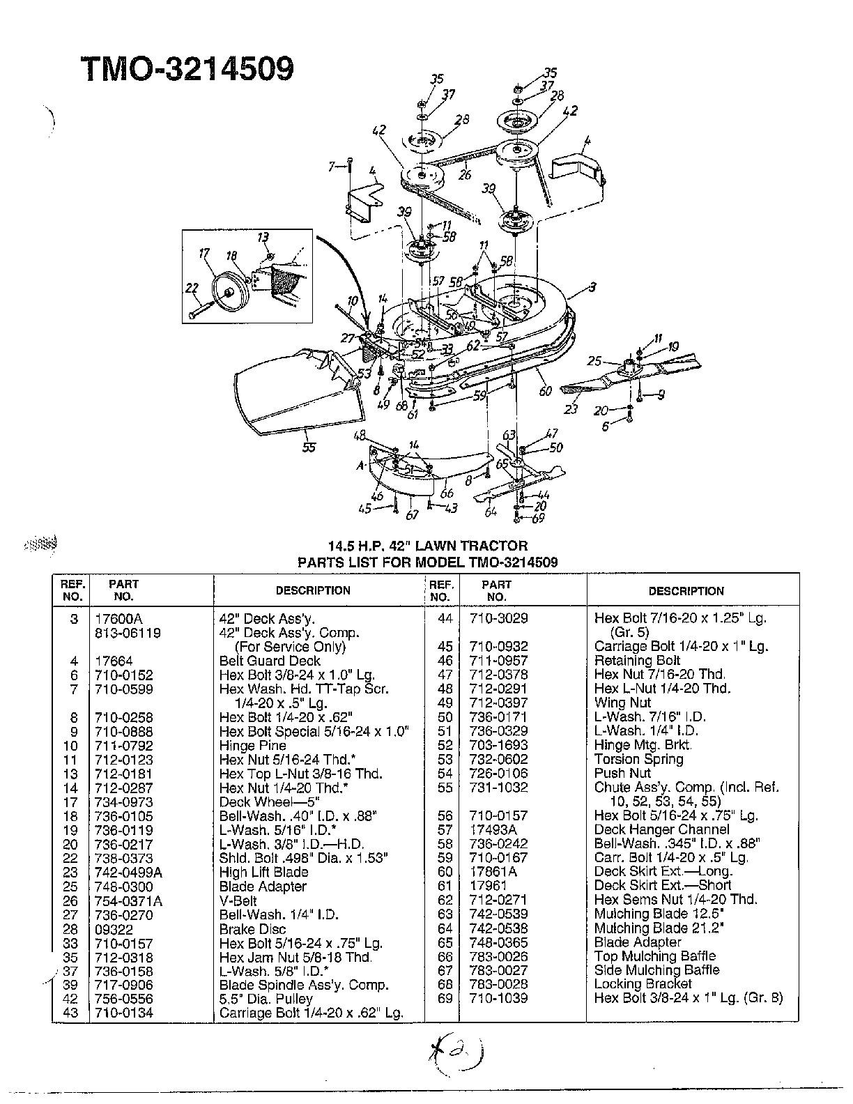 Craftsman Lawn Mower Engine Parts Diagram Mtd Model Lawn Tractor Genuine Parts Of Craftsman Lawn Mower Engine Parts Diagram