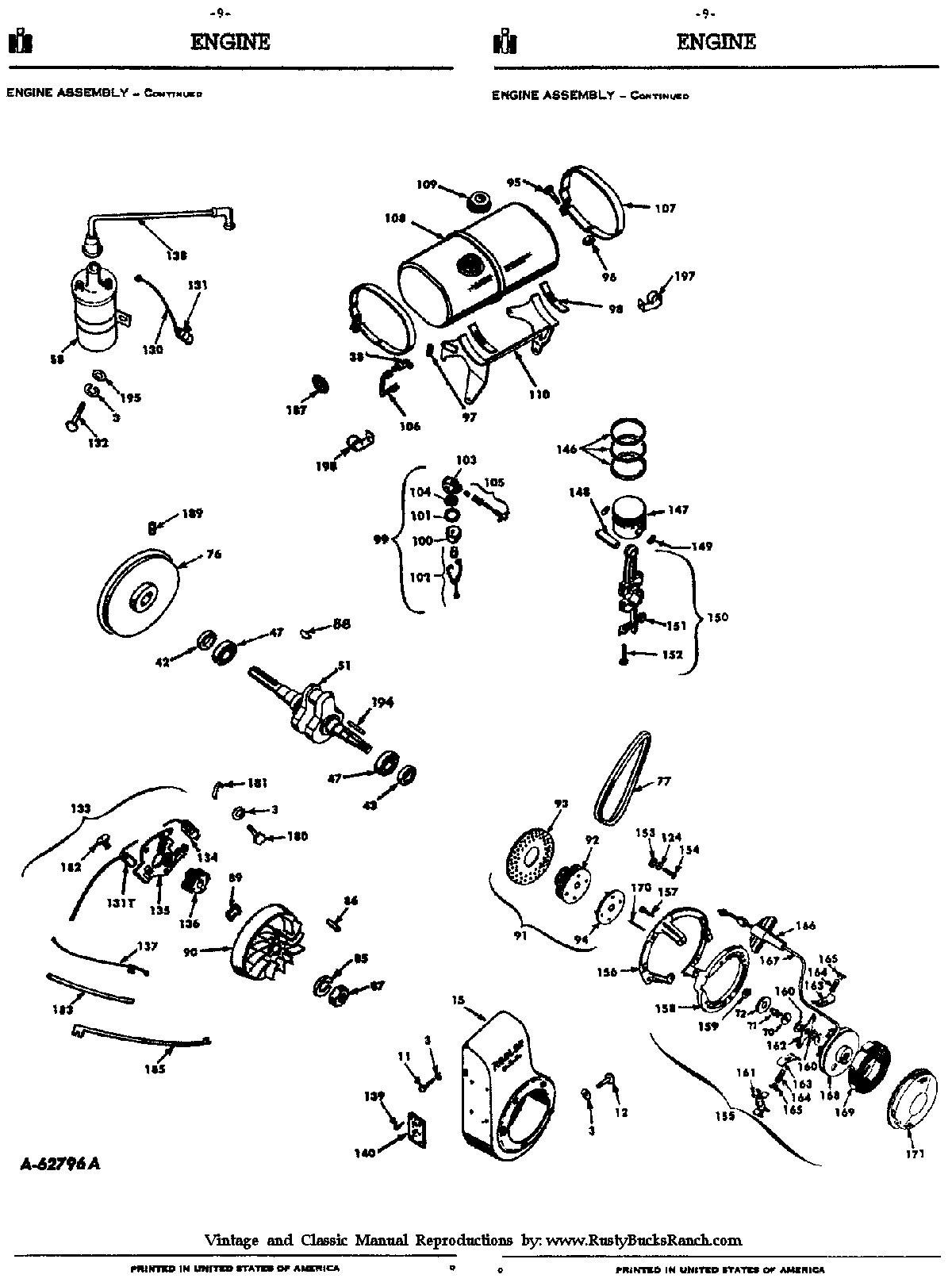 Cub Cadet Lt1042 Parts Diagram Rusty Bucks Ranch Cub Cadet Manuals Index Of Cub Cadet Lt1042 Parts Diagram
